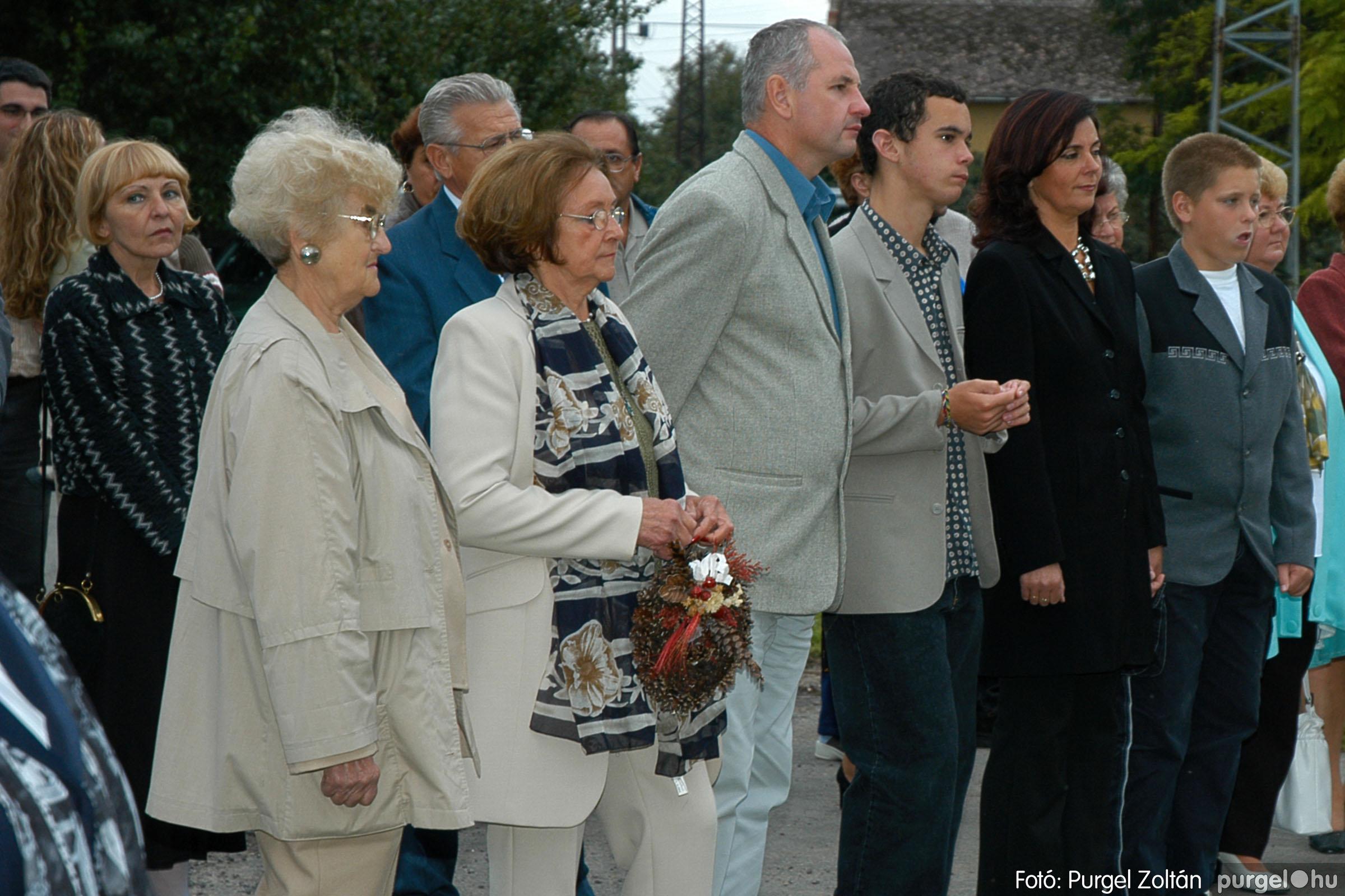 2004.09.25. 004 Dr. Csergő Károly alispán és kora című kiállítás és emléktábla avatás - Fotó:P. Z.©.jpg