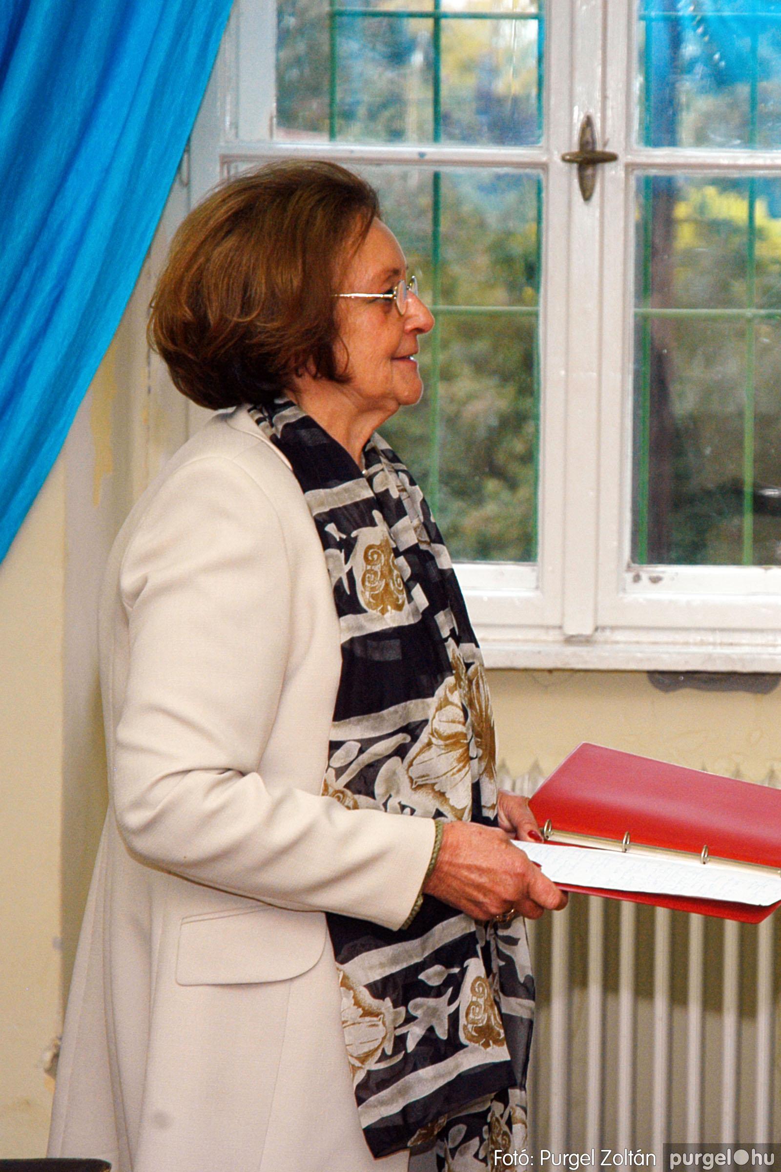 2004.09.25. 016 Dr. Csergő Károly alispán és kora című kiállítás és emléktábla avatás - Fotó:P. Z.©.jpg