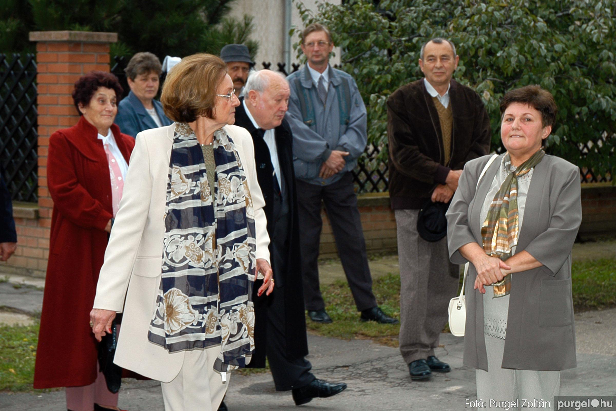 2004.09.25. 010 Dr. Csergő Károly alispán és kora című kiállítás és emléktábla avatás - Fotó:P. Z.©.jpg