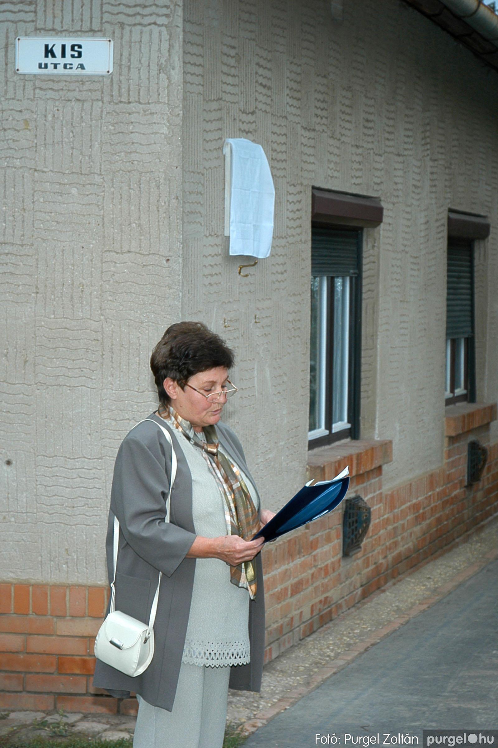 2004.09.25. 001 Dr. Csergő Károly alispán és kora című kiállítás és emléktábla avatás - Fotó:P. Z.©.jpg