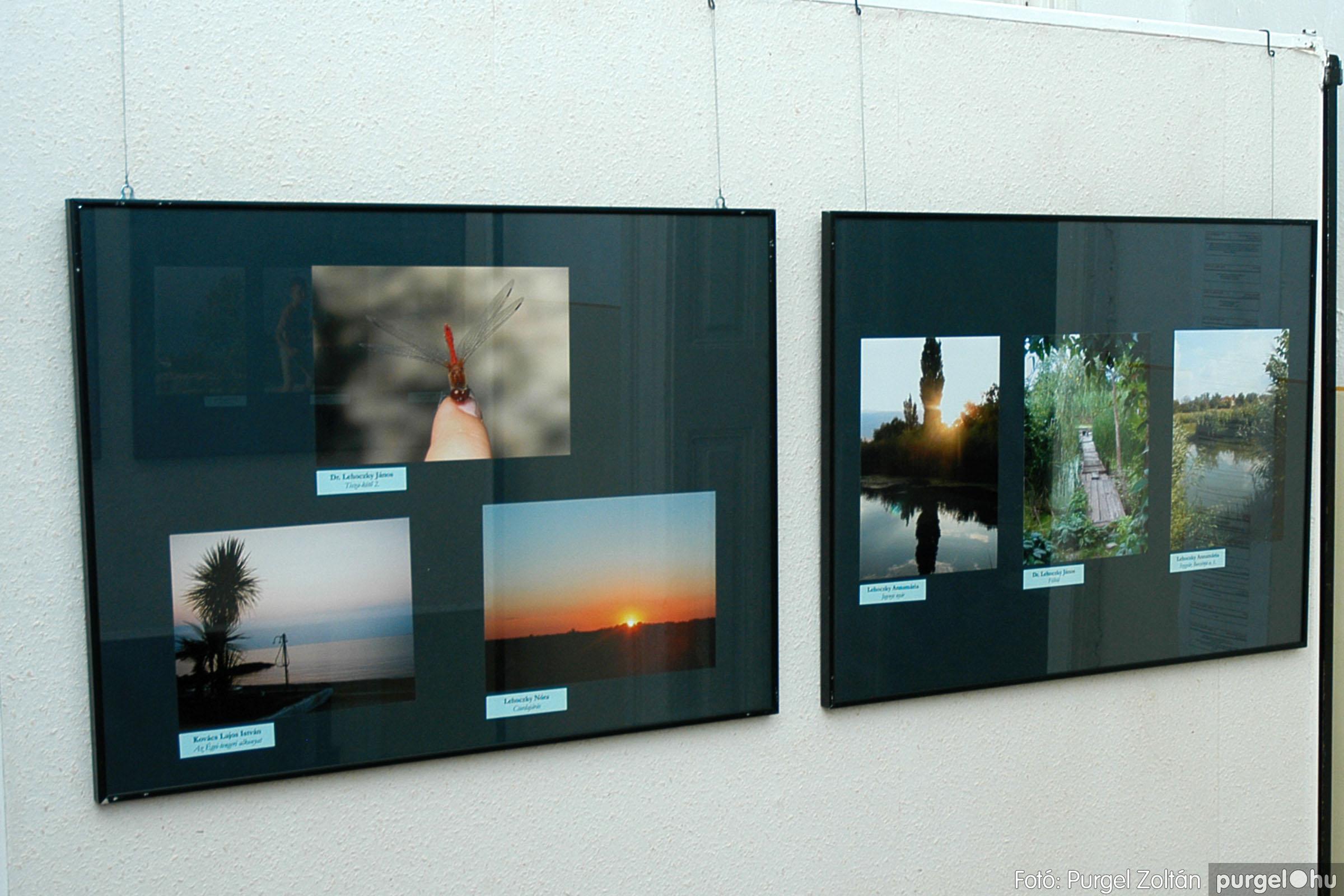 2004.09.25. 021 Hétköznapok fotópályázat kiállítása - Fotó:PURGEL ZOLTÁN© DSC_0021q.jpg