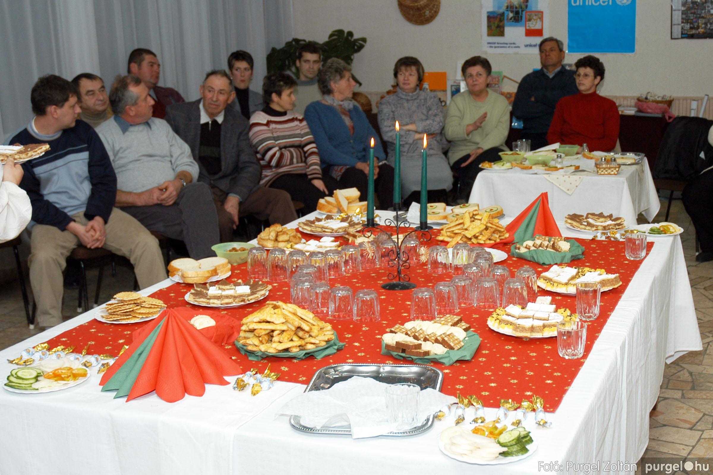 2004.12.15. 008 Szegváriak Szegvárért Közösségfejlesztők Egyesület évzárója - Fotó:PURGEL ZOLTÁN© DSC_0009q.jpg