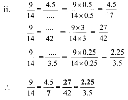 Maharashtra Board Class 9 Maths Solutions Chapter 4 Ratio and Proportion Practice Set 4.2 1b