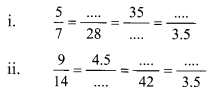 Maharashtra Board Class 9 Maths Solutions Chapter 4 Ratio and Proportion Practice Set 4.2 1