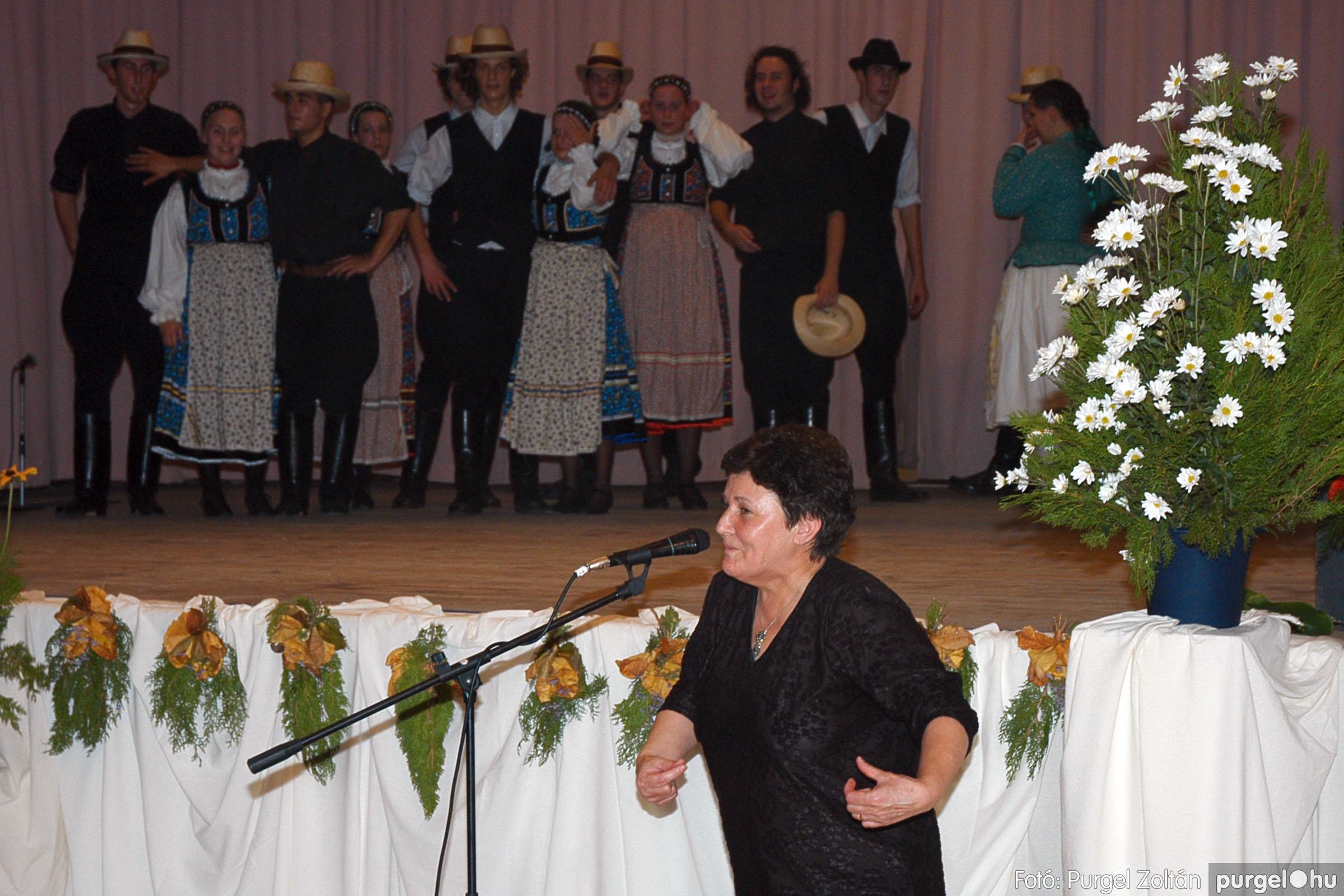 2004.11.06. 111 40 éves a szegvári Művelődési Ház - Fotó:PURGEL ZOLTÁN© DSC_0125q.jpg