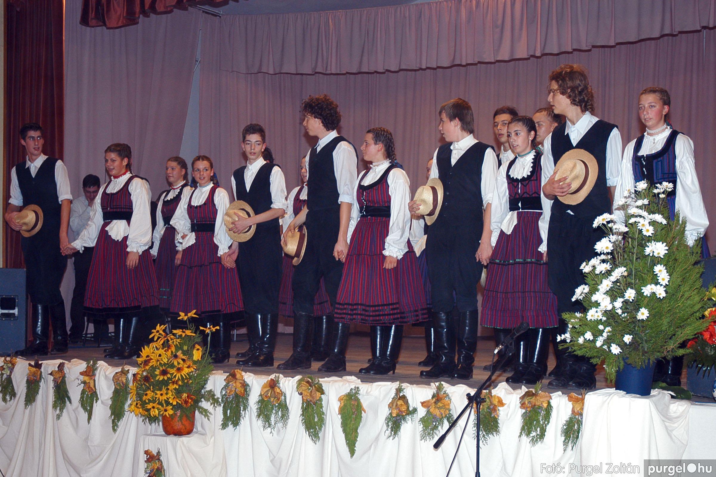 2004.11.06. 104 40 éves a szegvári Művelődési Ház - Fotó:PURGEL ZOLTÁN© DSC_0118q.jpg