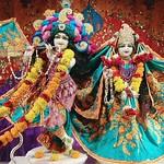 ISKCON Rajkot Deity Darshan 01 Aug 2019