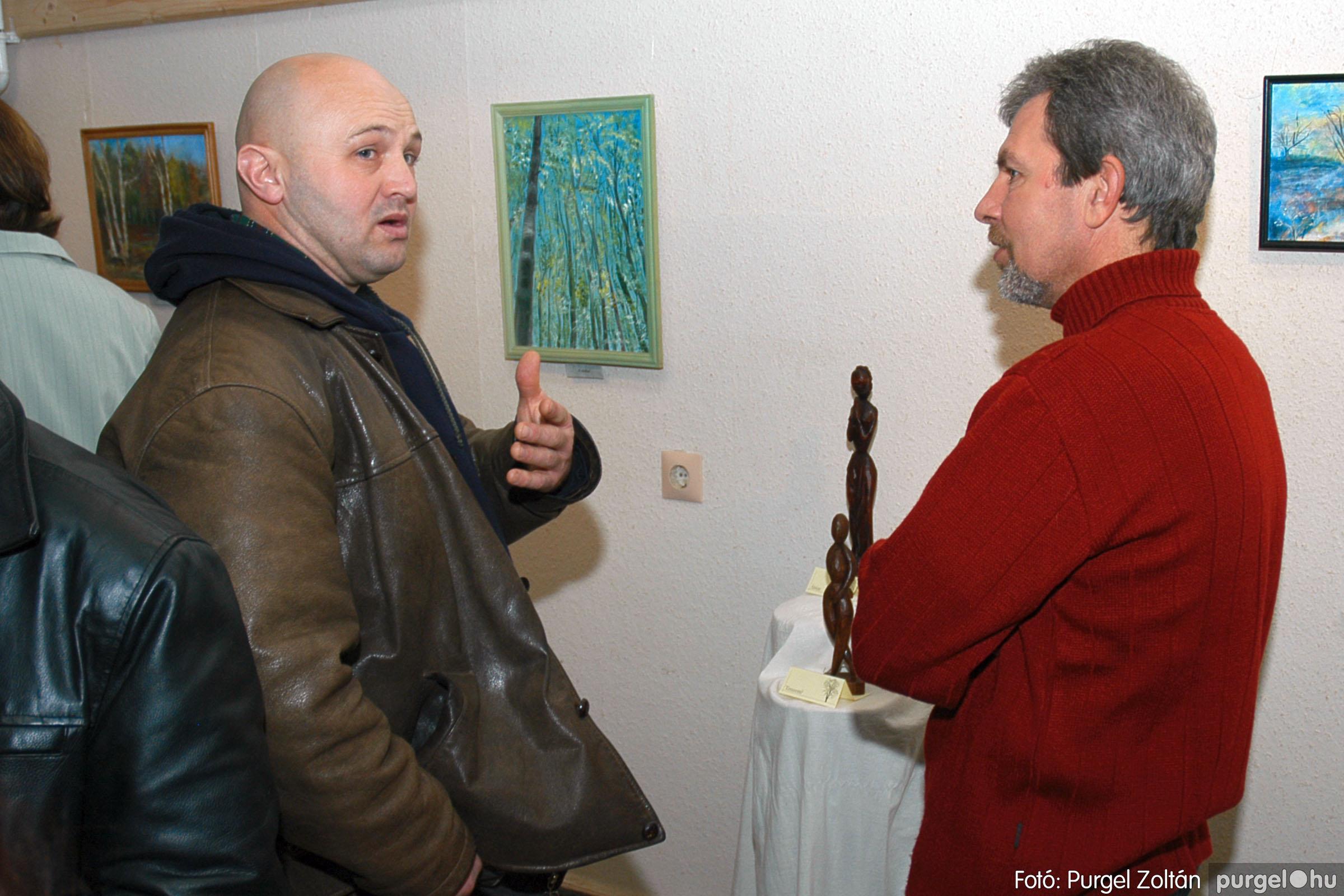 2005.01.22. 019 Tóth József fafaragó kiállítása - Fotó:PURGEL ZOLTÁN© DSC_0021q.jpg