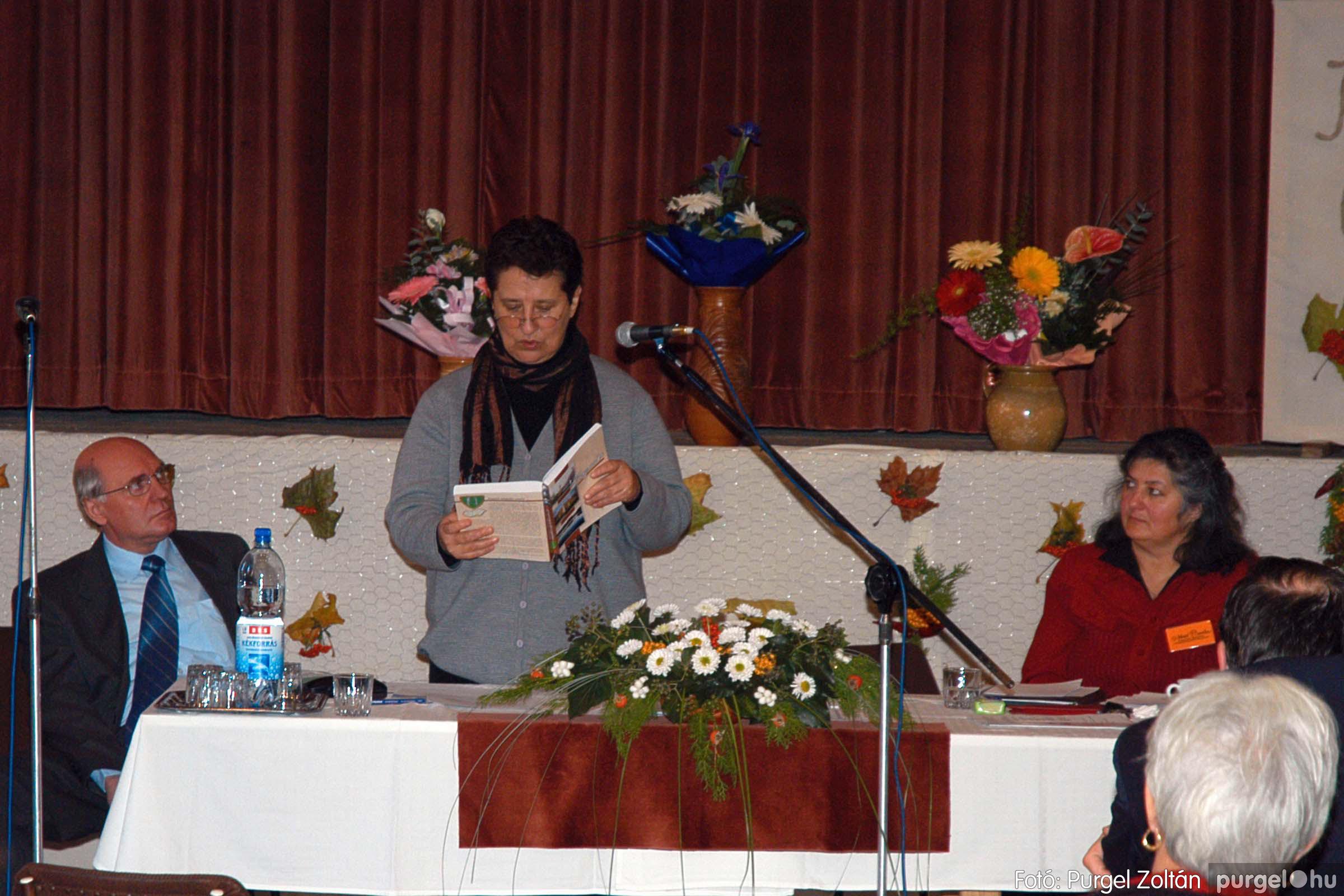 2004.11.20. 024 Kistérségi civil fórum - Fotó:PURGEL ZOLTÁN© DSC_0030q.jpg