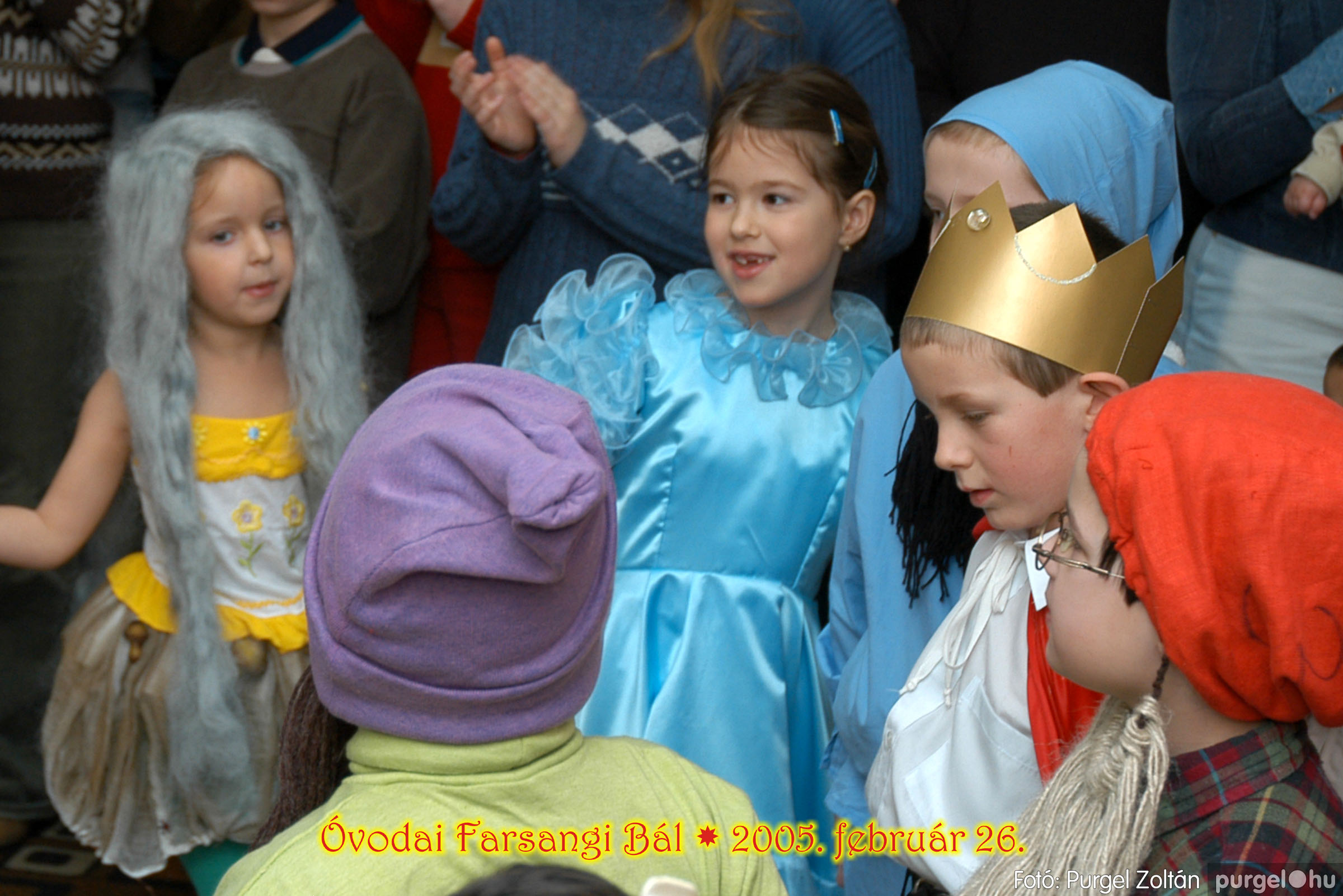 2005.02.26. 118 Kurca-parti Óvoda farsang 2005. Menő-Manó csoport - Fotó:PURGEL ZOLTÁN© 071.jpg