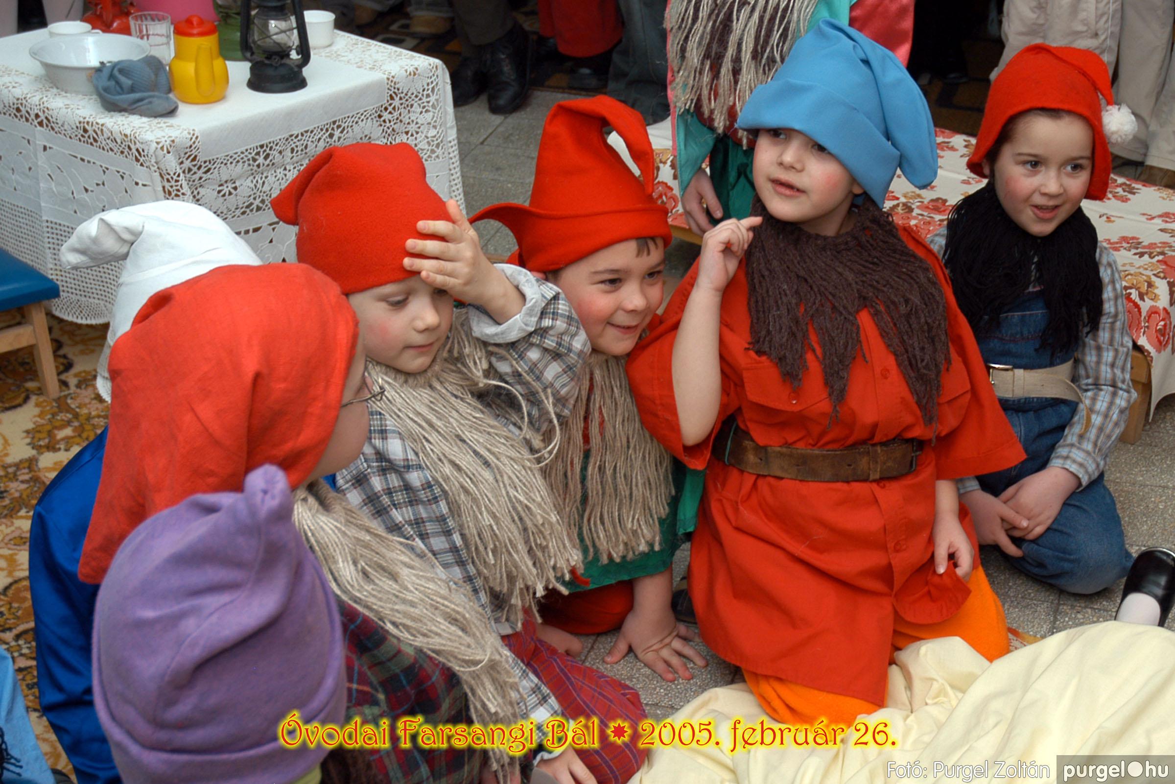 2005.02.26. 108 Kurca-parti Óvoda farsang 2005. Menő-Manó csoport - Fotó:PURGEL ZOLTÁN© 061.jpg