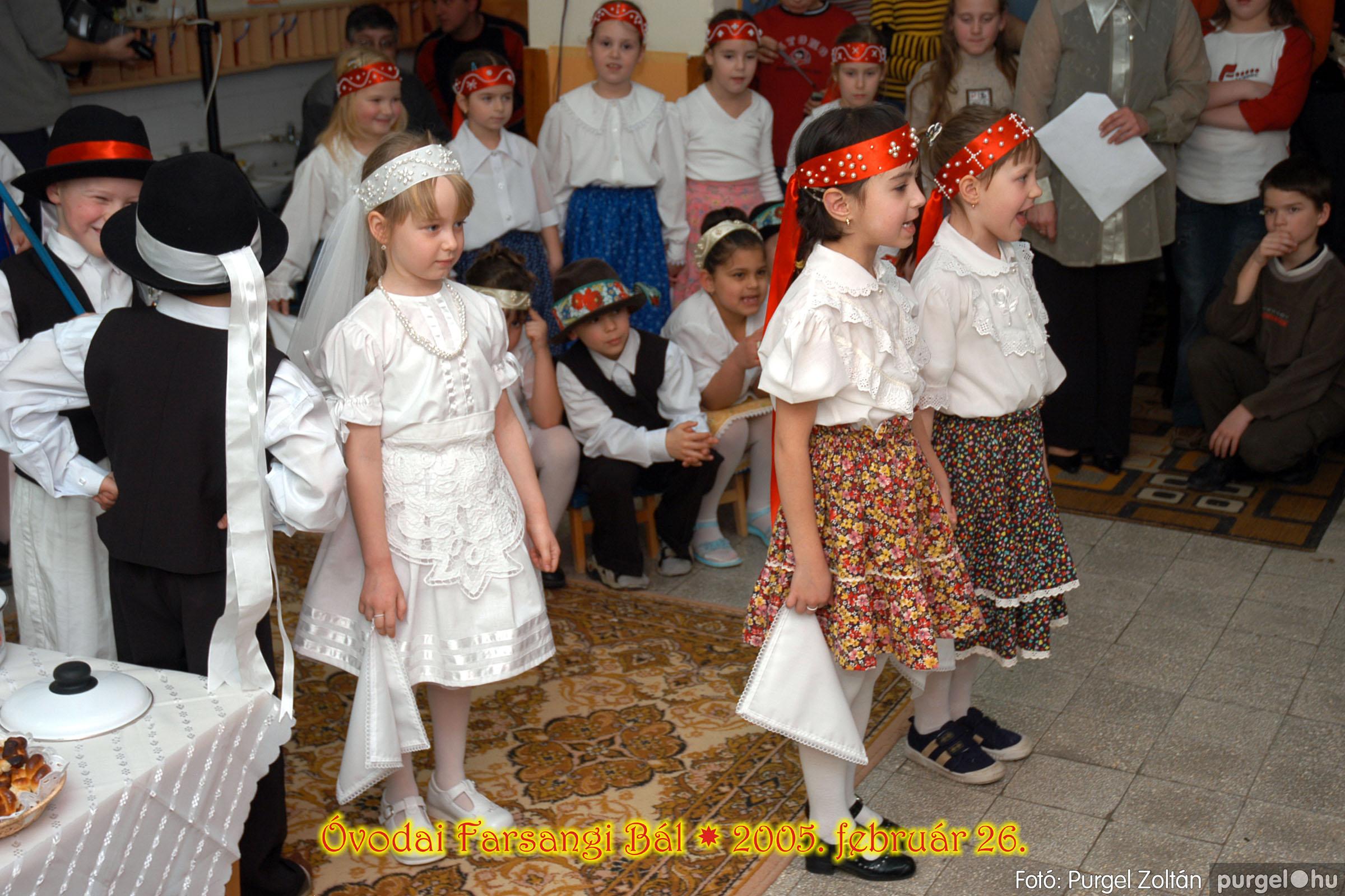 2005.02.26. 090 Kurca-parti Óvoda farsang 2005. Ficánka csoport - Fotó:PURGEL ZOLTÁN© 043.jpg