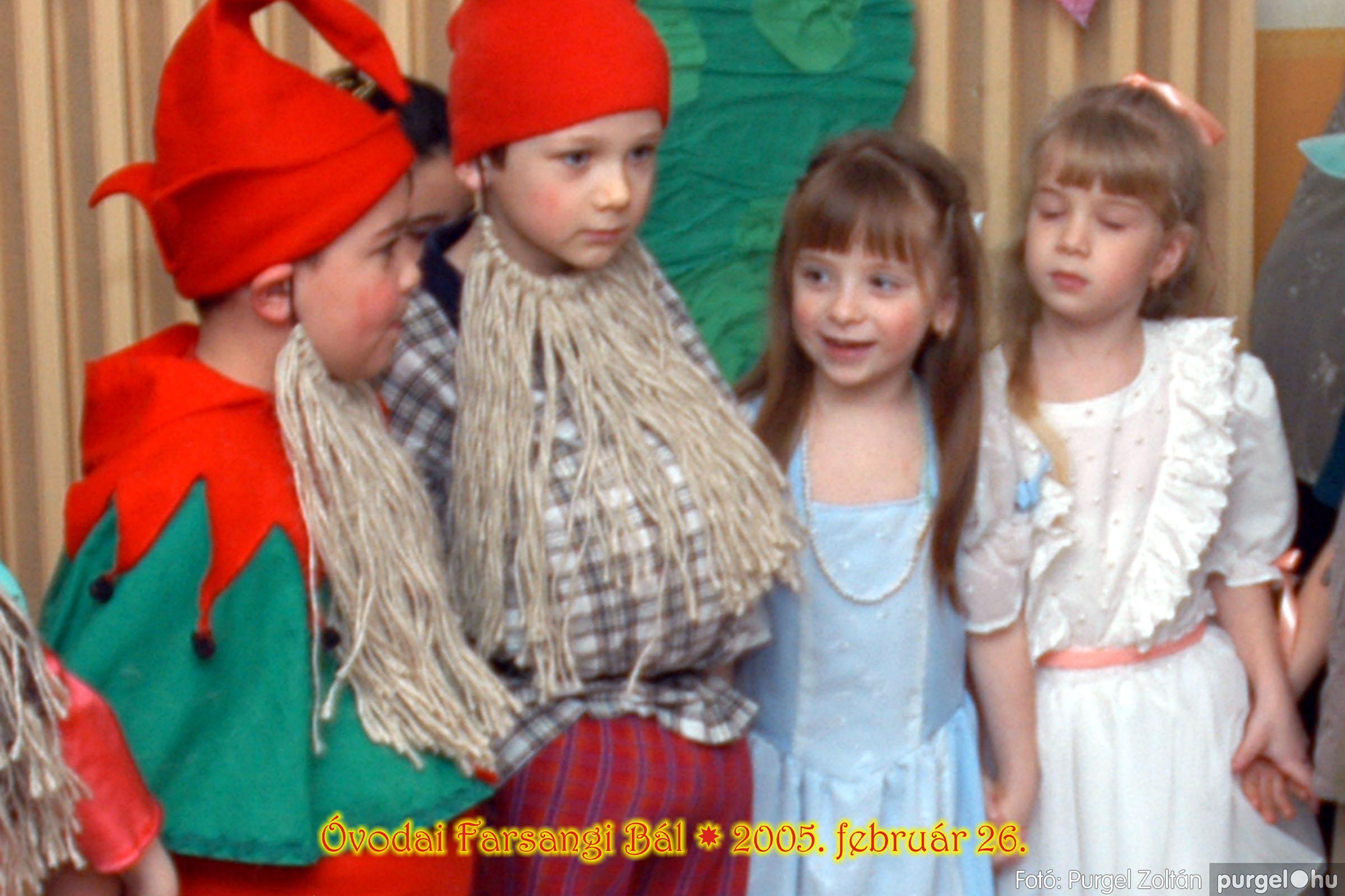 2005.02.26. 114 Kurca-parti Óvoda farsang 2005. Menő-Manó csoport - Fotó:PURGEL ZOLTÁN© 067.jpg