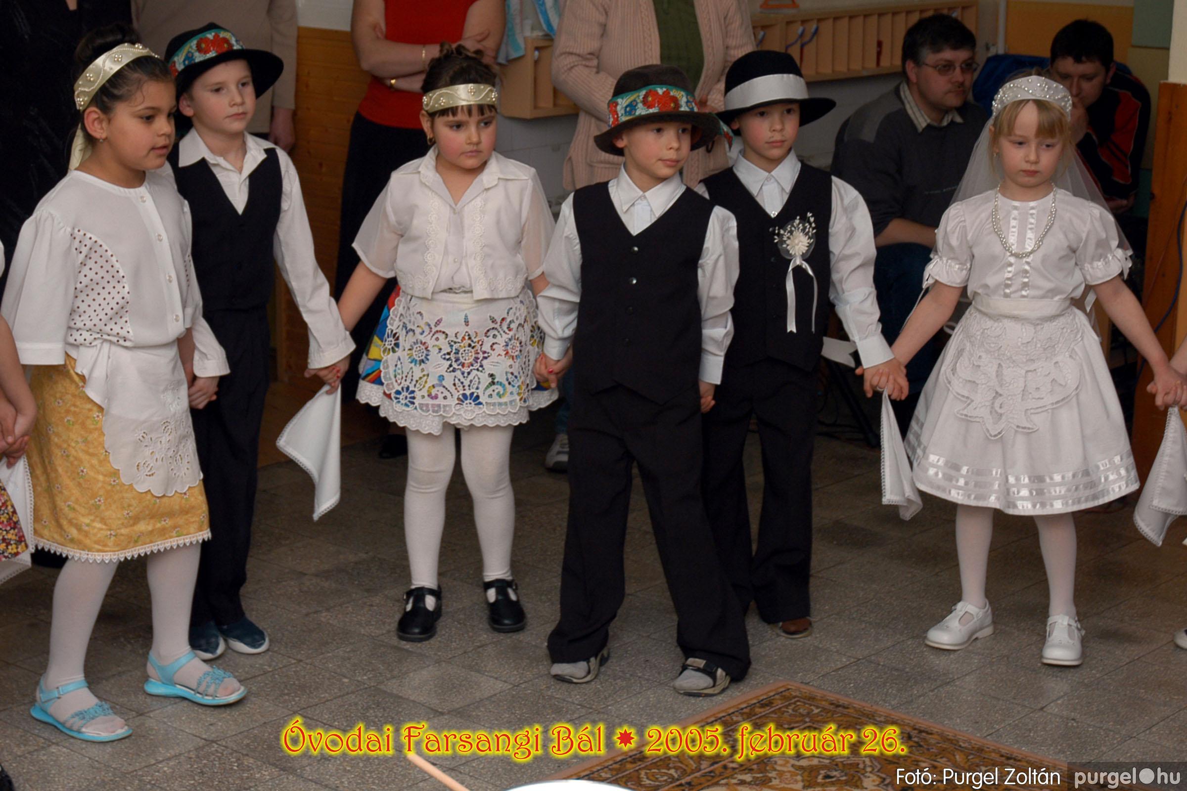 2005.02.26. 093 Kurca-parti Óvoda farsang 2005. Ficánka csoport - Fotó:PURGEL ZOLTÁN© 046.jpg
