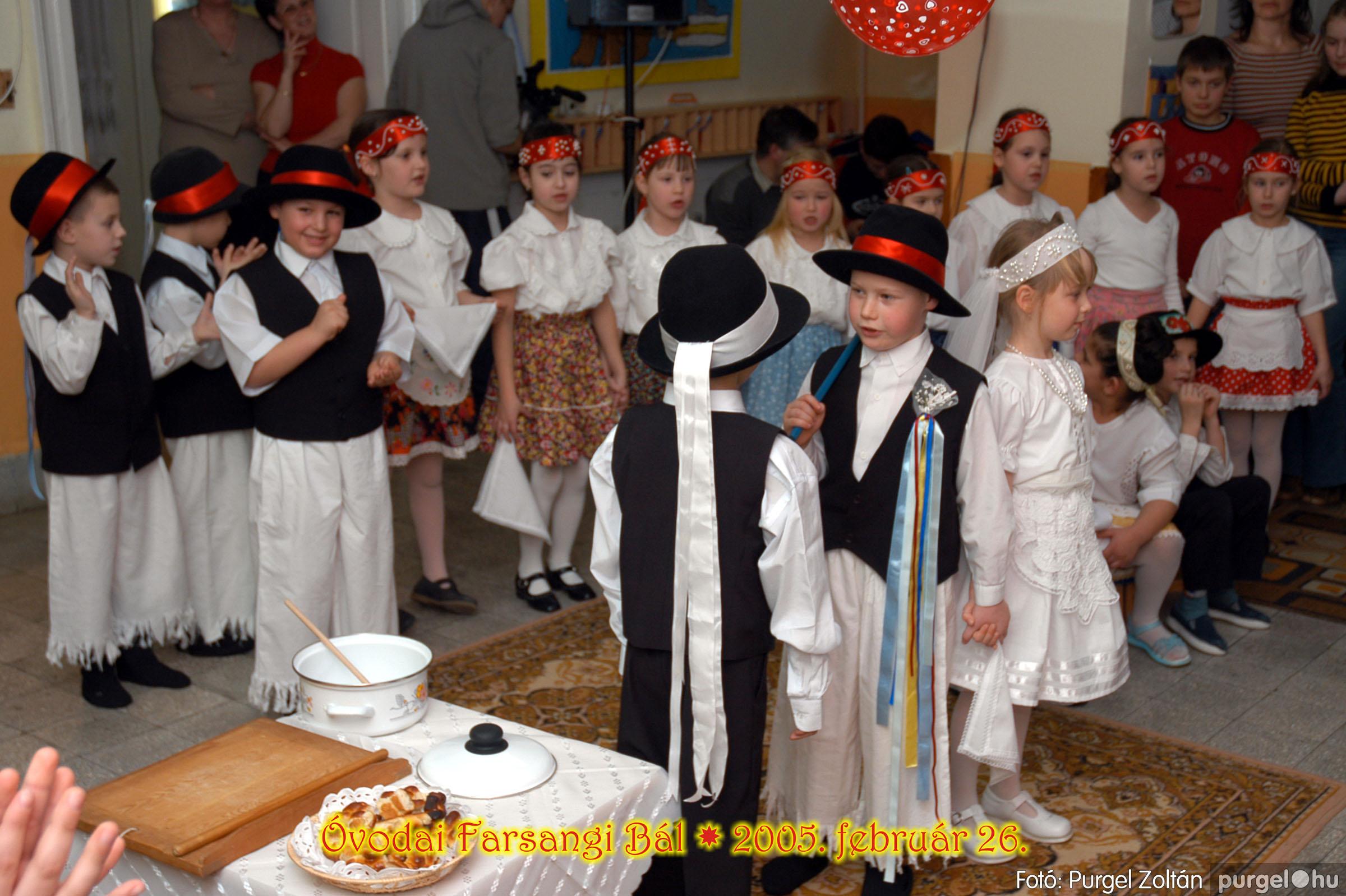 2005.02.26. 089 Kurca-parti Óvoda farsang 2005. Ficánka csoport - Fotó:PURGEL ZOLTÁN© 042.jpg