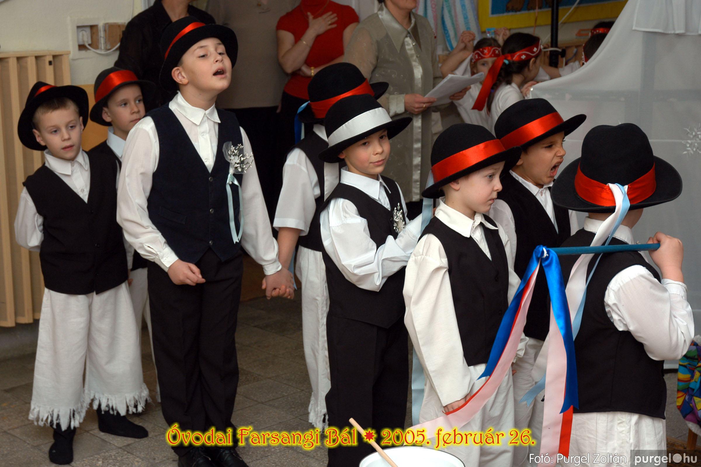2005.02.26. 083 Kurca-parti Óvoda farsang 2005. Ficánka csoport - Fotó:PURGEL ZOLTÁN© 036.jpg