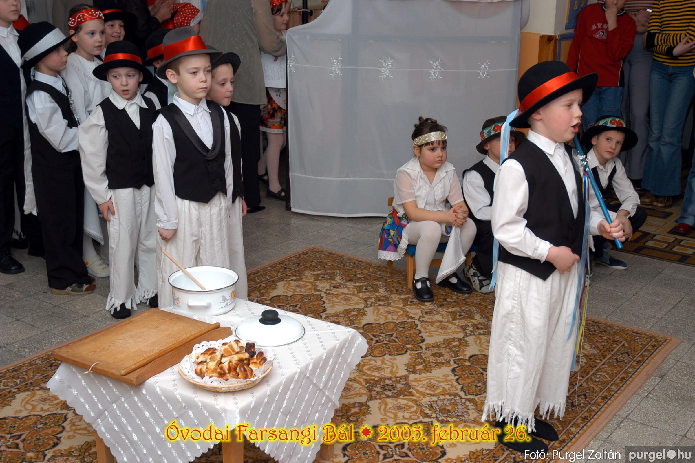 2005.02.26. 080 Kurca-parti Óvoda farsang 2005. Ficánka csoport - Fotó:PURGEL ZOLTÁN© 033.jpg