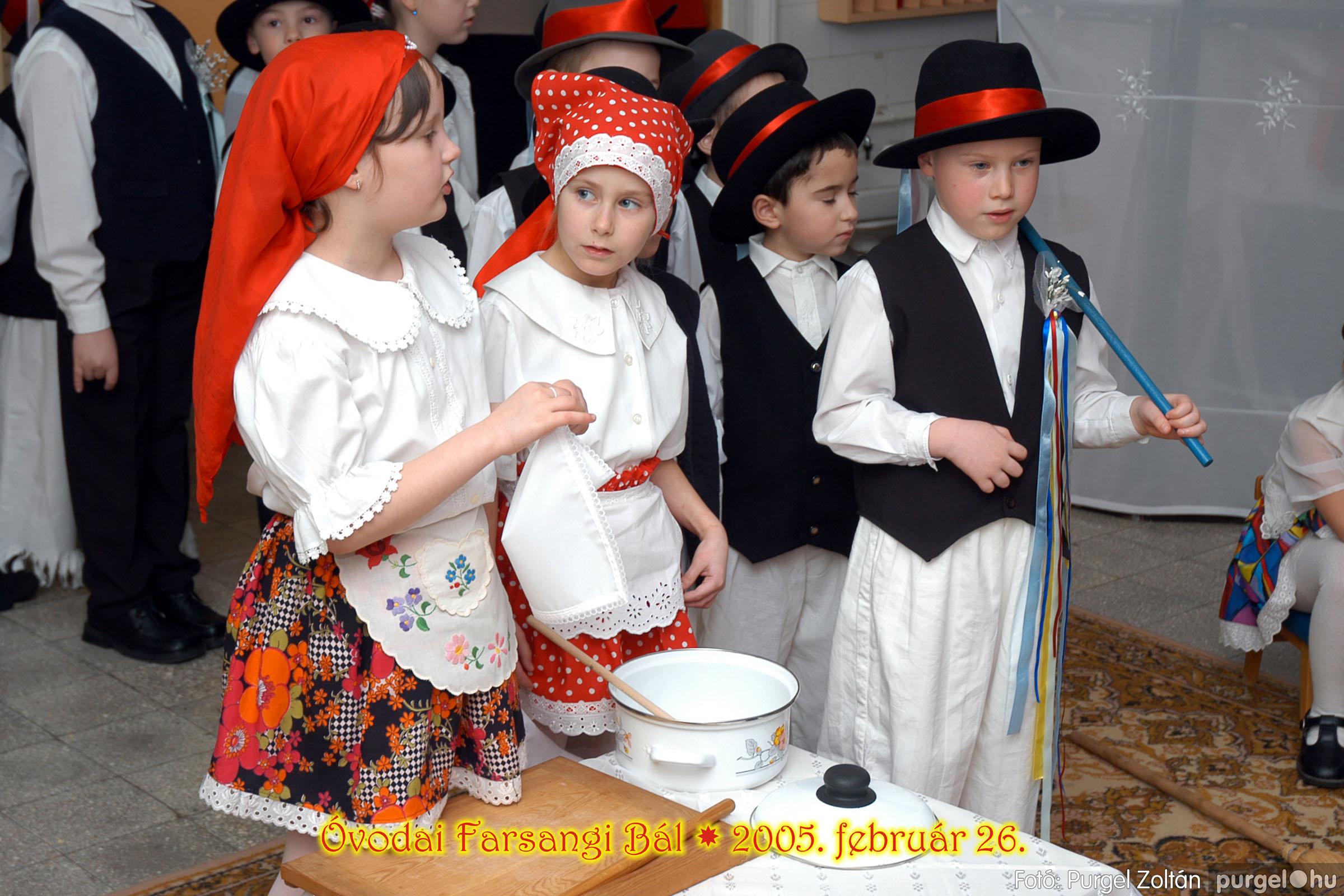 2005.02.26. 078 Kurca-parti Óvoda farsang 2005. Ficánka csoport - Fotó:PURGEL ZOLTÁN© 031.jpg