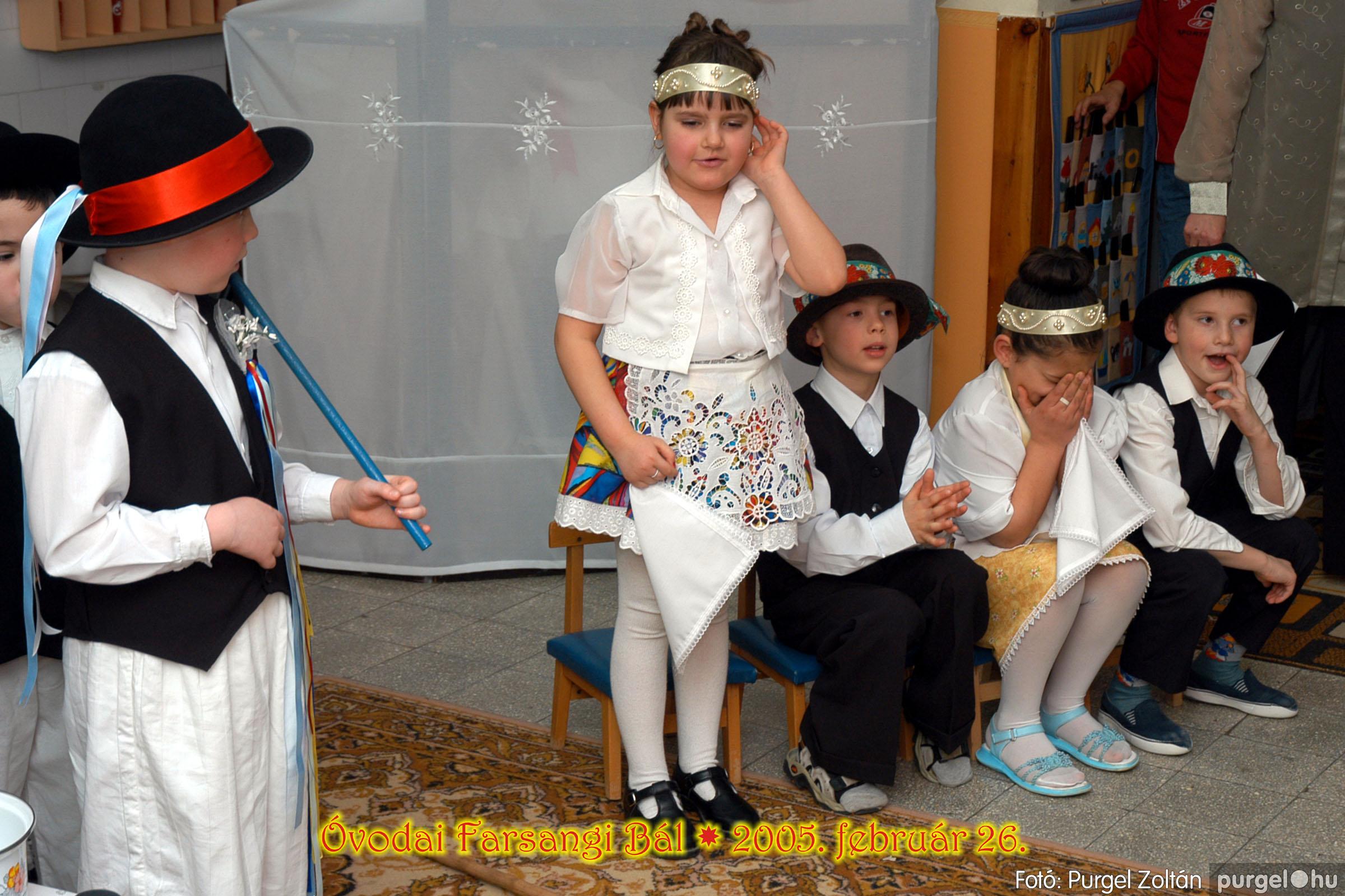 2005.02.26. 077 Kurca-parti Óvoda farsang 2005. Ficánka csoport - Fotó:PURGEL ZOLTÁN© 030.jpg