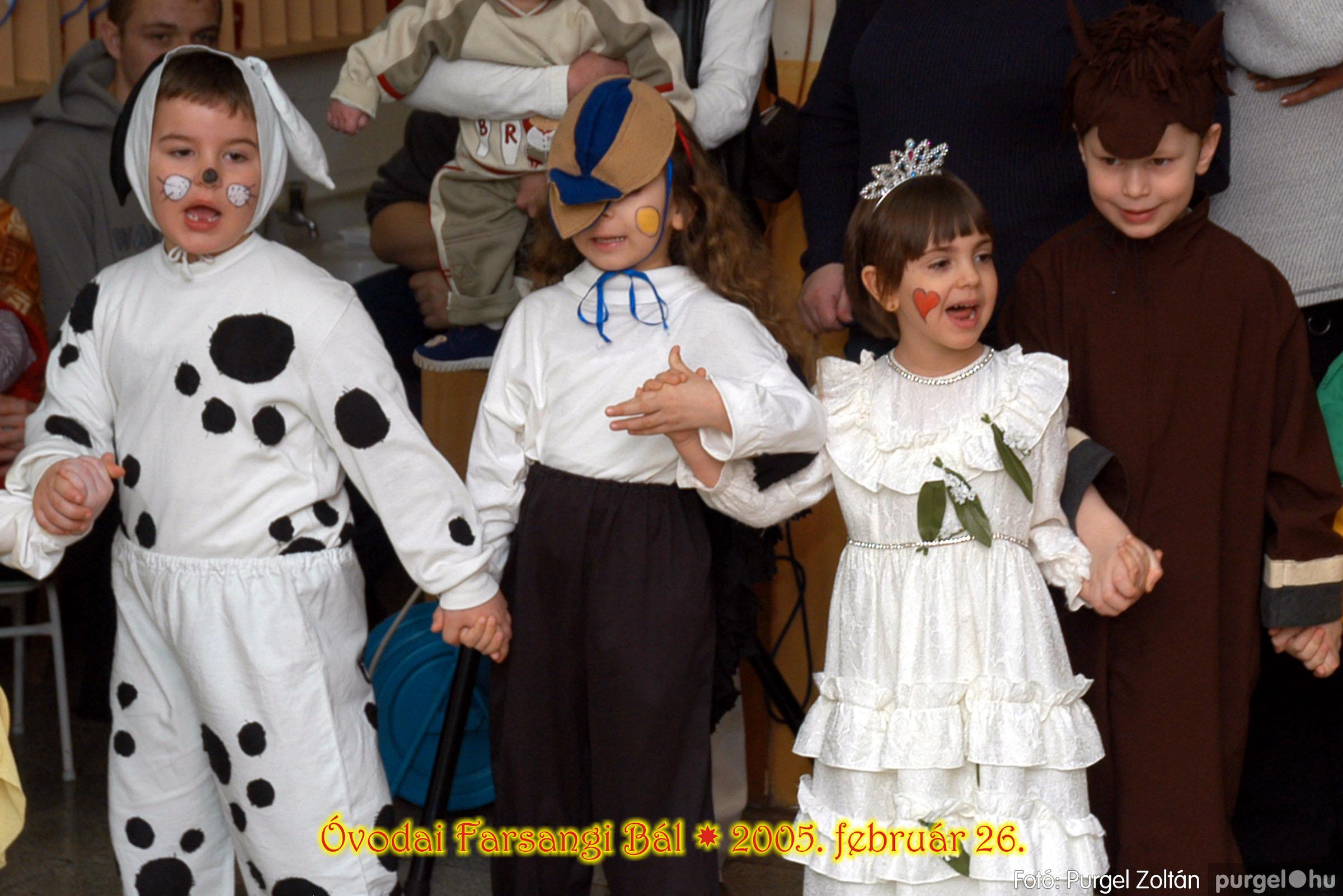 2005.02.26. 048 Kurca-parti Óvoda farsang 2005. Eszterlánc csoport - Fotó:PURGEL ZOLTÁN© 00.jpg
