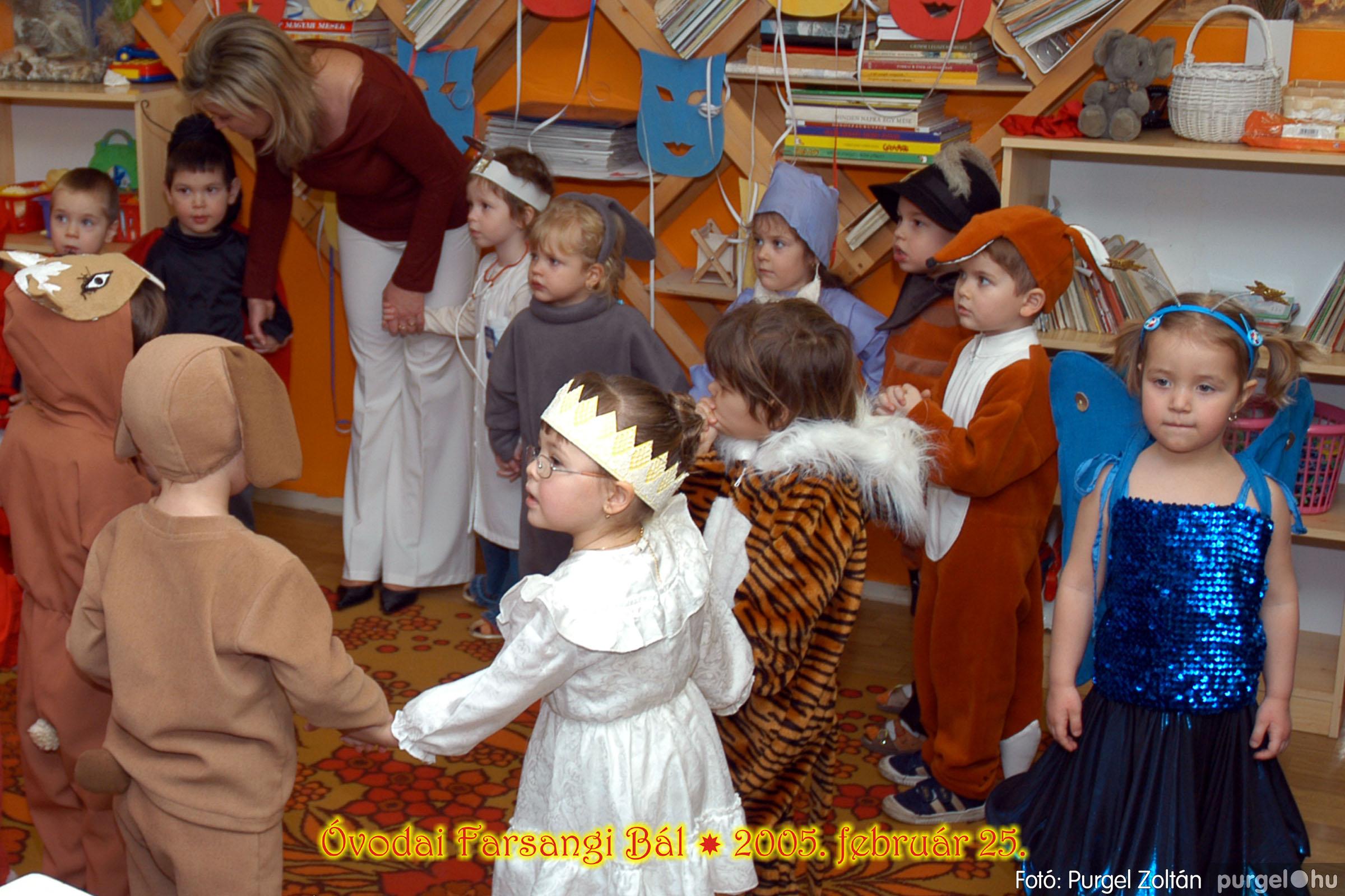2005.02.25. 047 Kurca-parti Óvoda farsang 2005. Nyitnikék csoport - Fotó:PURGEL ZOLTÁN© 122.jpg