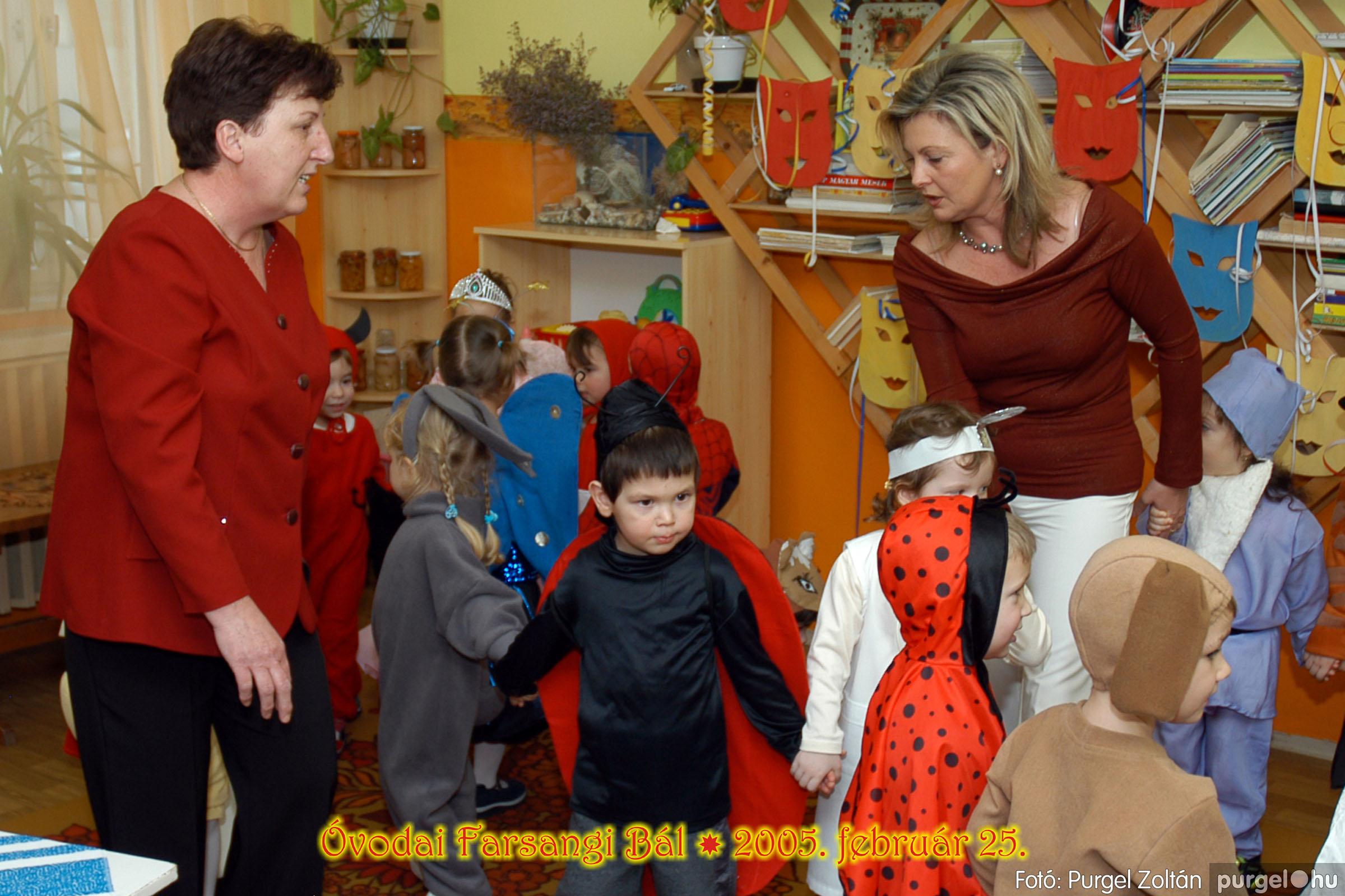 2005.02.25. 035 Kurca-parti Óvoda farsang 2005. Nyitnikék csoport - Fotó:PURGEL ZOLTÁN© 110.jpg