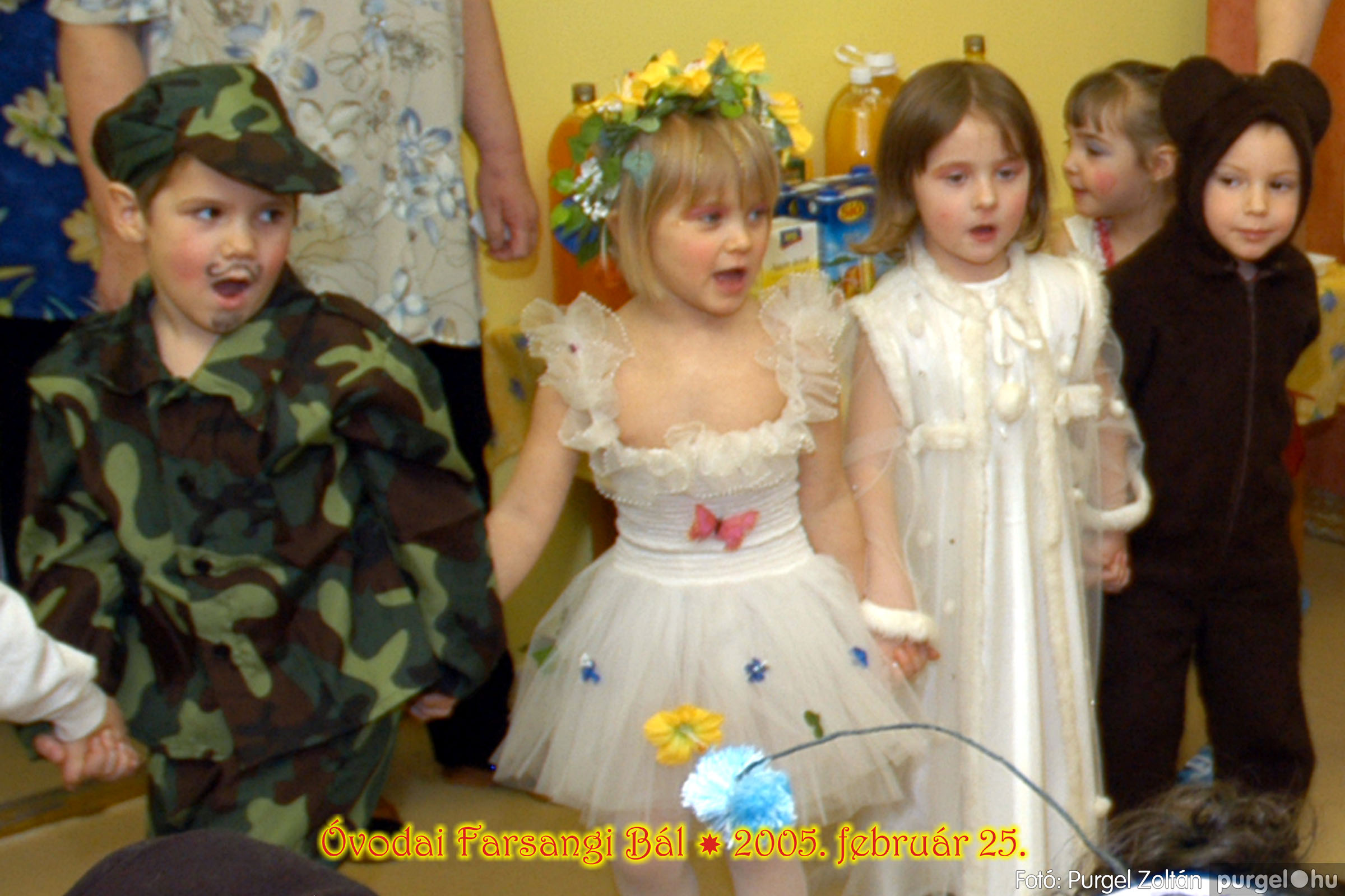 2005.02.25. 018 Kurca-parti Óvoda farsang 2005. Napsugár csoport - Fotó:PURGEL ZOLTÁN© 093.jpg