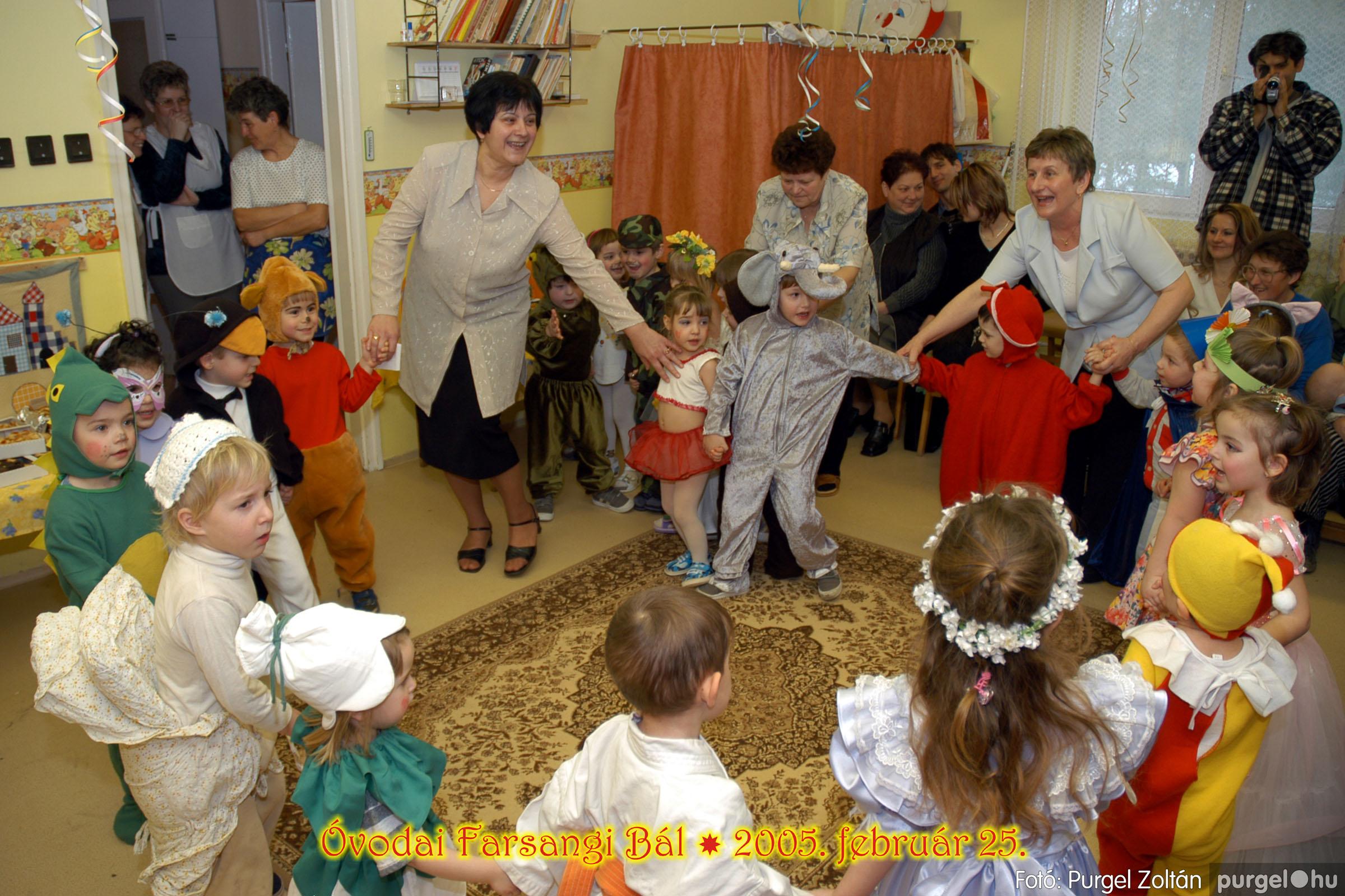 2005.02.25. 014 Kurca-parti Óvoda farsang 2005. Napsugár csoport - Fotó:PURGEL ZOLTÁN© 089.jpg