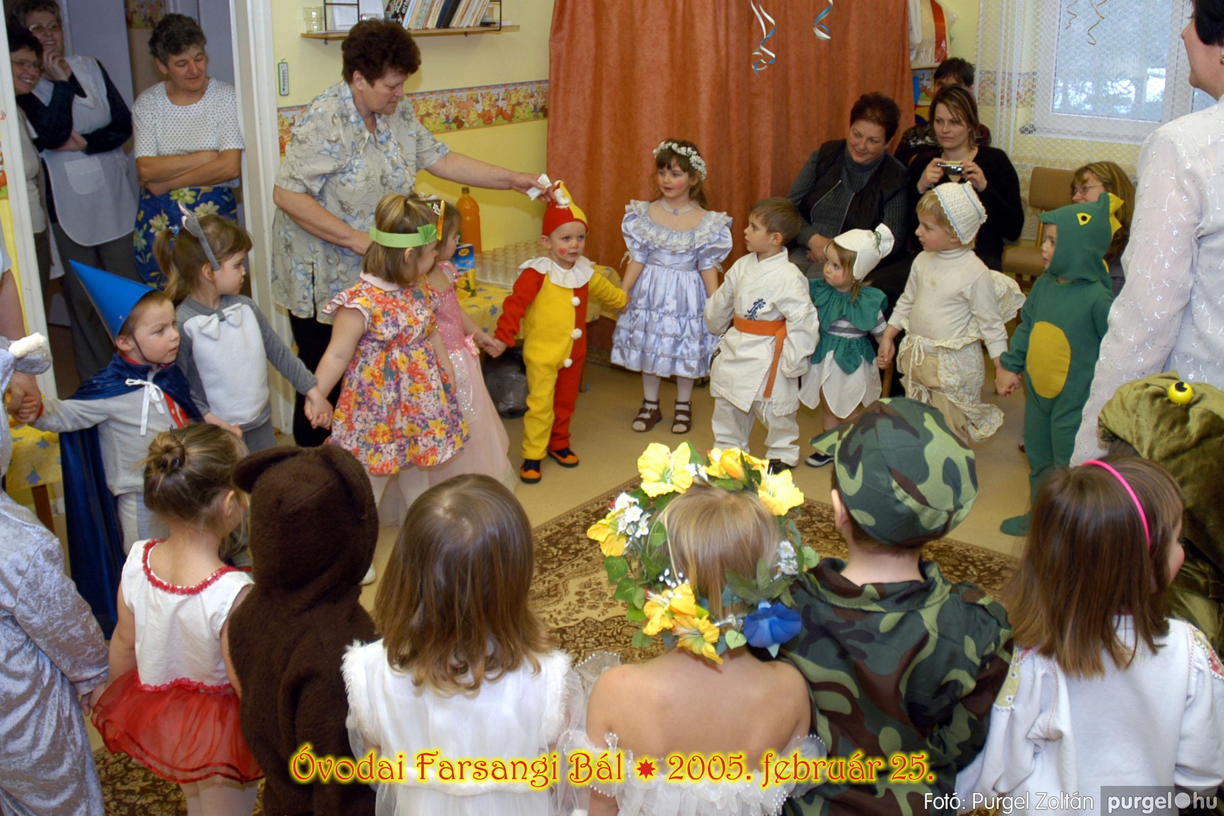 2005.02.25. 011 Kurca-parti Óvoda farsang 2005. Napsugár csoport - Fotó:PURGEL ZOLTÁN© 086.jpg