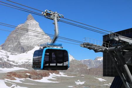 Matterhorn Glacier Ride: nová lanovka superlativů