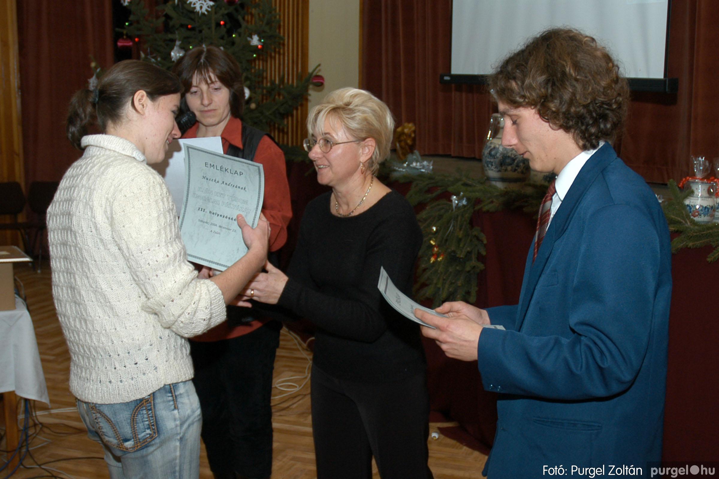 2004.12.23. 029 Én ezt tudom! irodalmi gálaest - Fotó:PURGEL ZOLTÁN© DSC_0029q.jpg