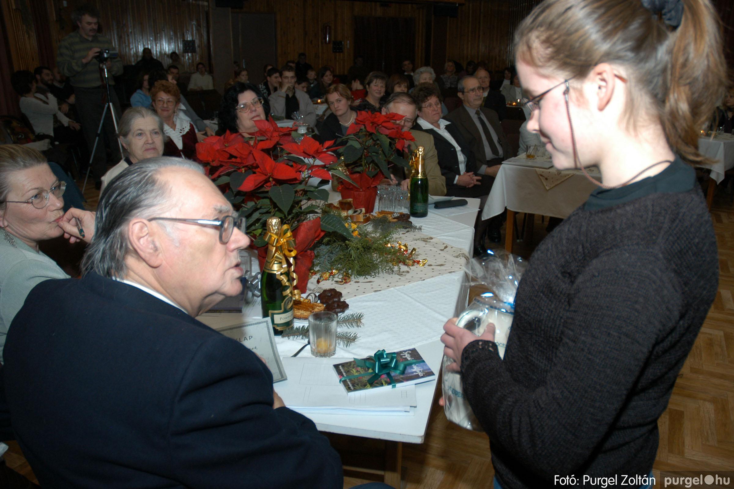 2004.12.23. 028 Én ezt tudom! irodalmi gálaest - Fotó:PURGEL ZOLTÁN© DSC_0028q.jpg