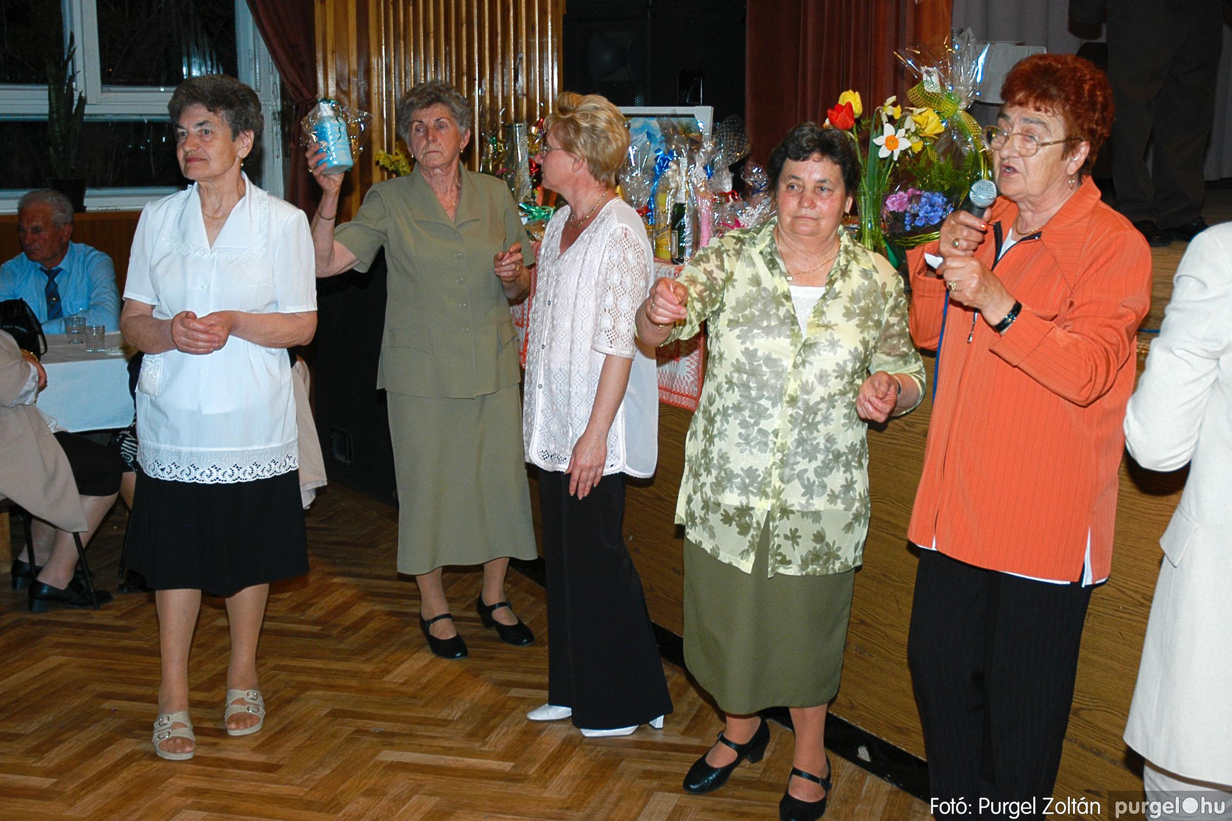 2005.04.16. 057 Szép Öregkor Nyugdíjas Klub tavaszi bál - Fotó:PURGEL ZOLTÁN© DSC_0081q.jpg