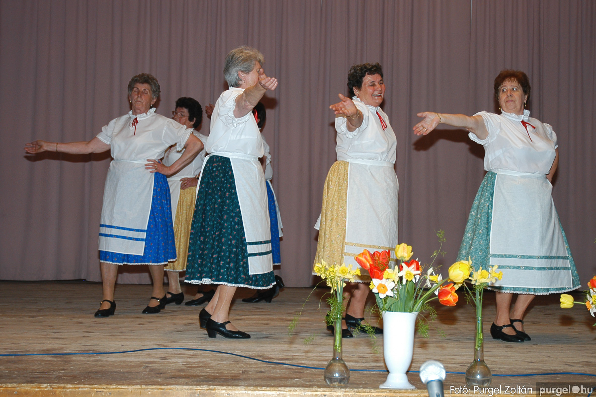 2005.04.16. 030 Szép Öregkor Nyugdíjas Klub tavaszi bál - Fotó:PURGEL ZOLTÁN© DSC_0046q.jpg