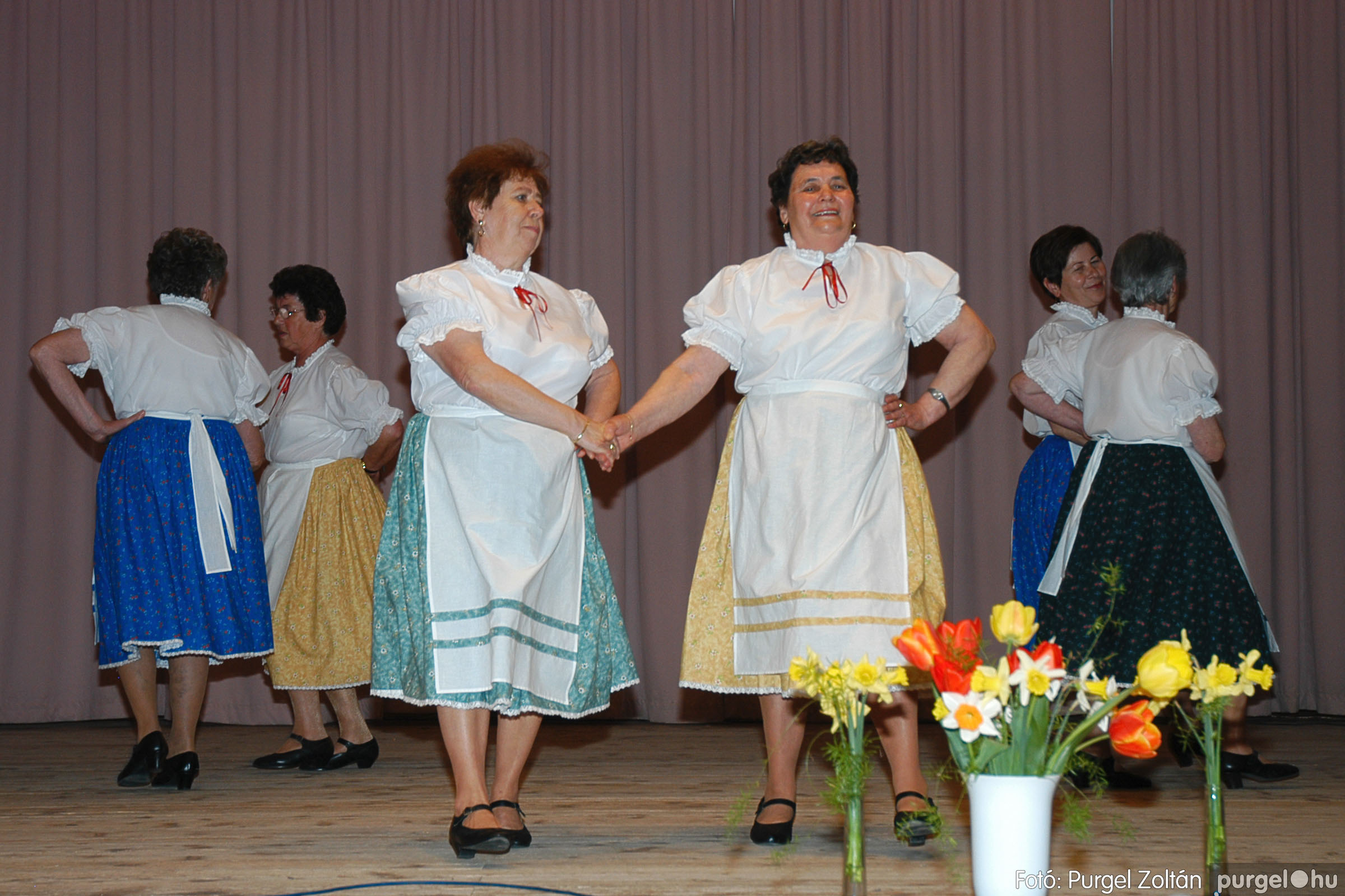 2005.04.16. 024 Szép Öregkor Nyugdíjas Klub tavaszi bál - Fotó:PURGEL ZOLTÁN© DSC_0039q.jpg