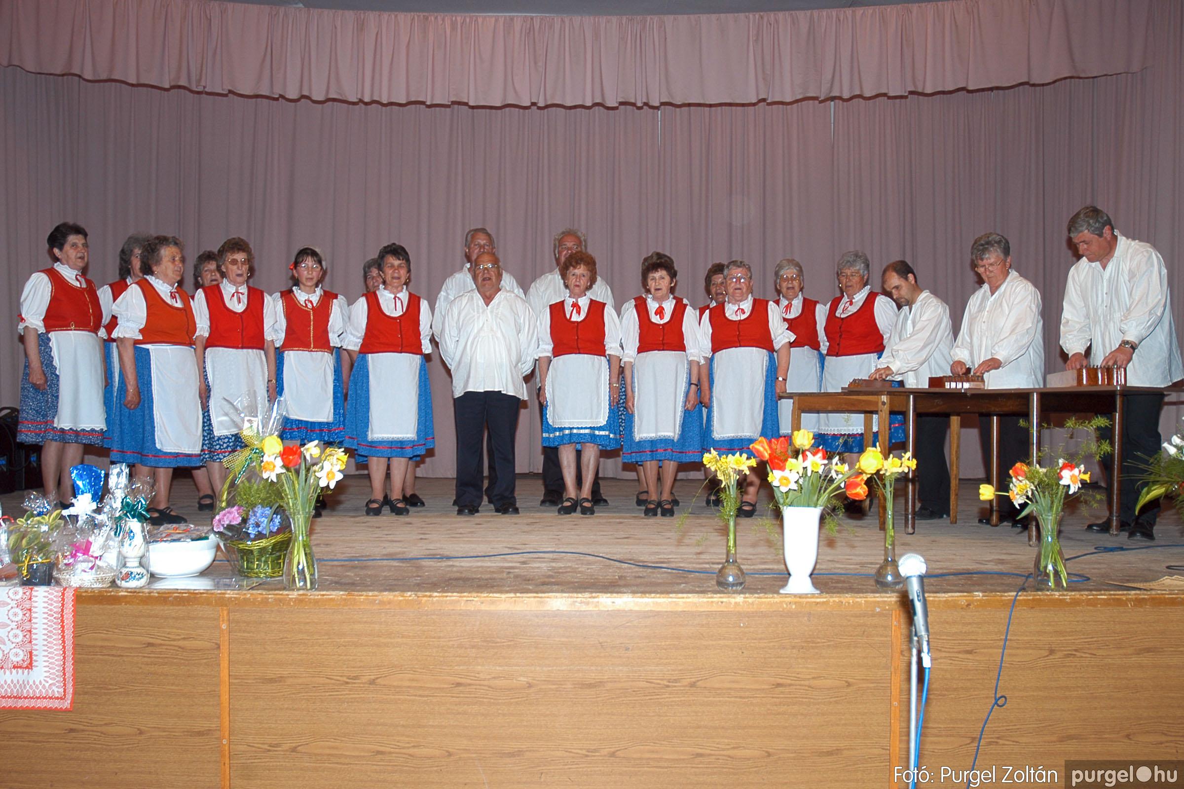 2005.04.16. 018 Szép Öregkor Nyugdíjas Klub tavaszi bál - Fotó:PURGEL ZOLTÁN© DSC_0033q.jpg