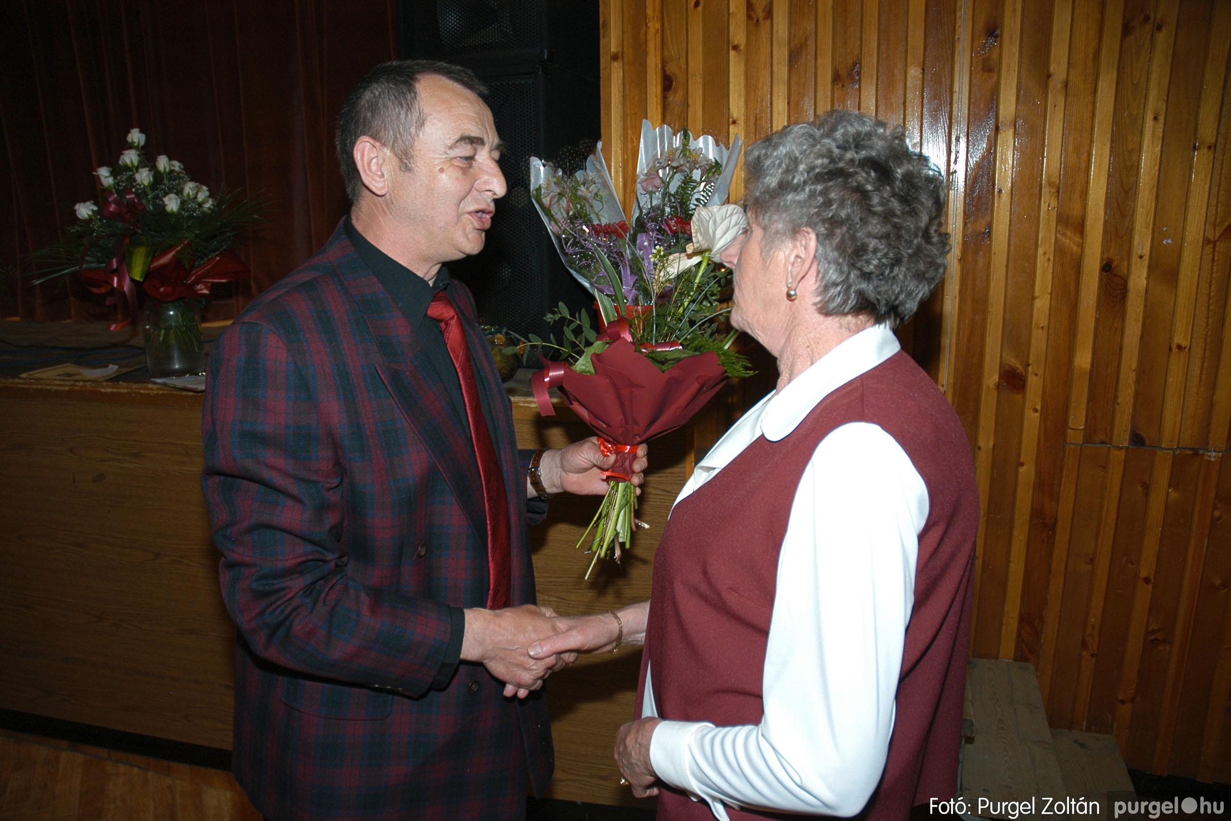 2005.04.16. 011 Szép Öregkor Nyugdíjas Klub tavaszi bál - Fotó:PURGEL ZOLTÁN© DSC_0024q.jpg