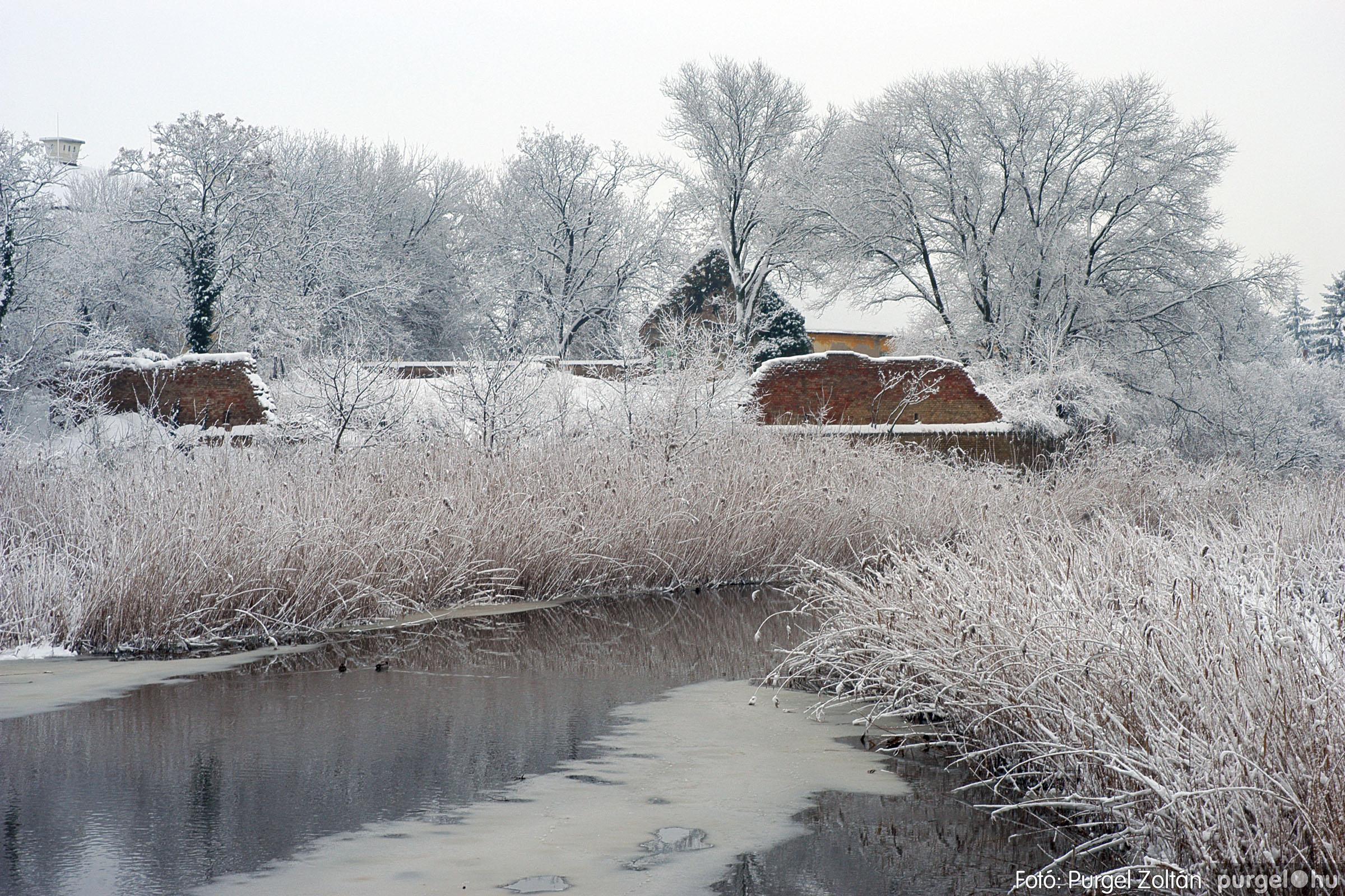 2005.02.16. 030 Hóesés utáni séta Szegváron - Fotó:PURGEL ZOLTÁN© DSC_0157q.jpg