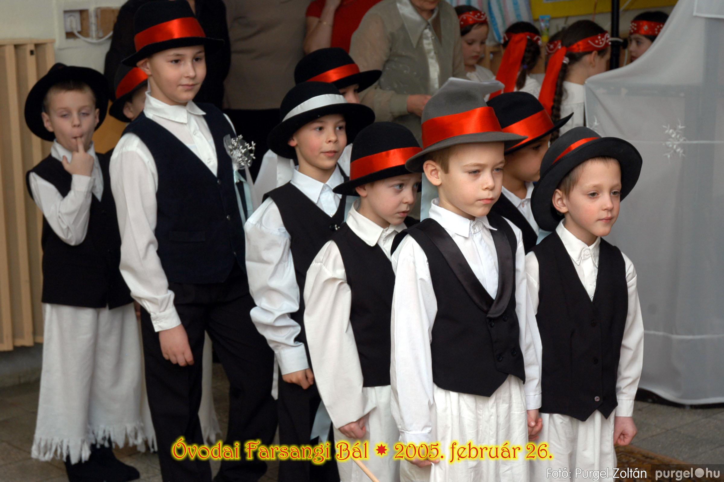 2005.02.26. 082 Kurca-parti Óvoda farsang 2005. Ficánka csoport - Fotó:PURGEL ZOLTÁN© 035.jpg