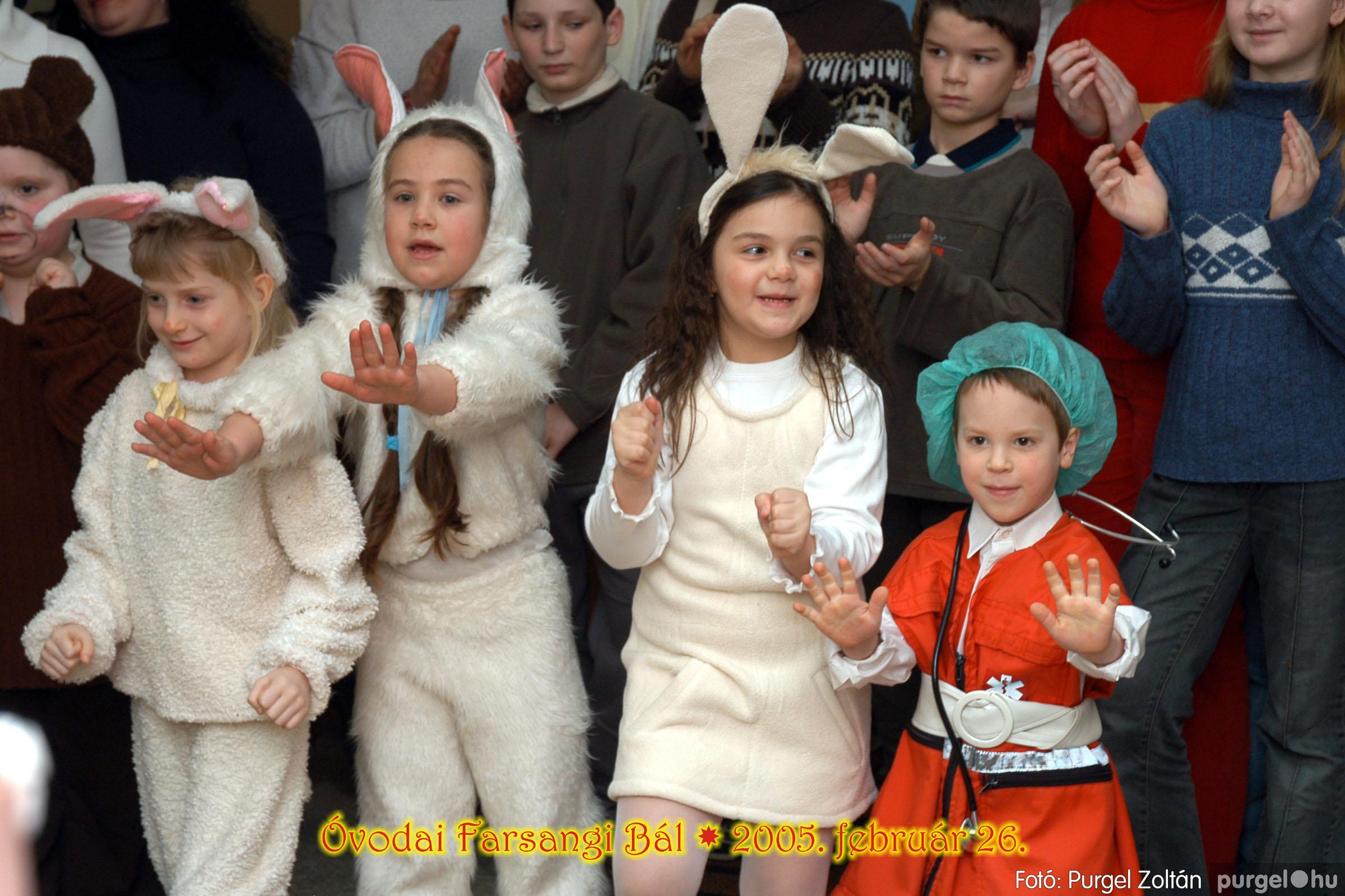 2005.02.26. 121 Kurca-parti Óvoda farsang 2005. Menő-Manó csoport - Fotó:PURGEL ZOLTÁN© 074.jpg