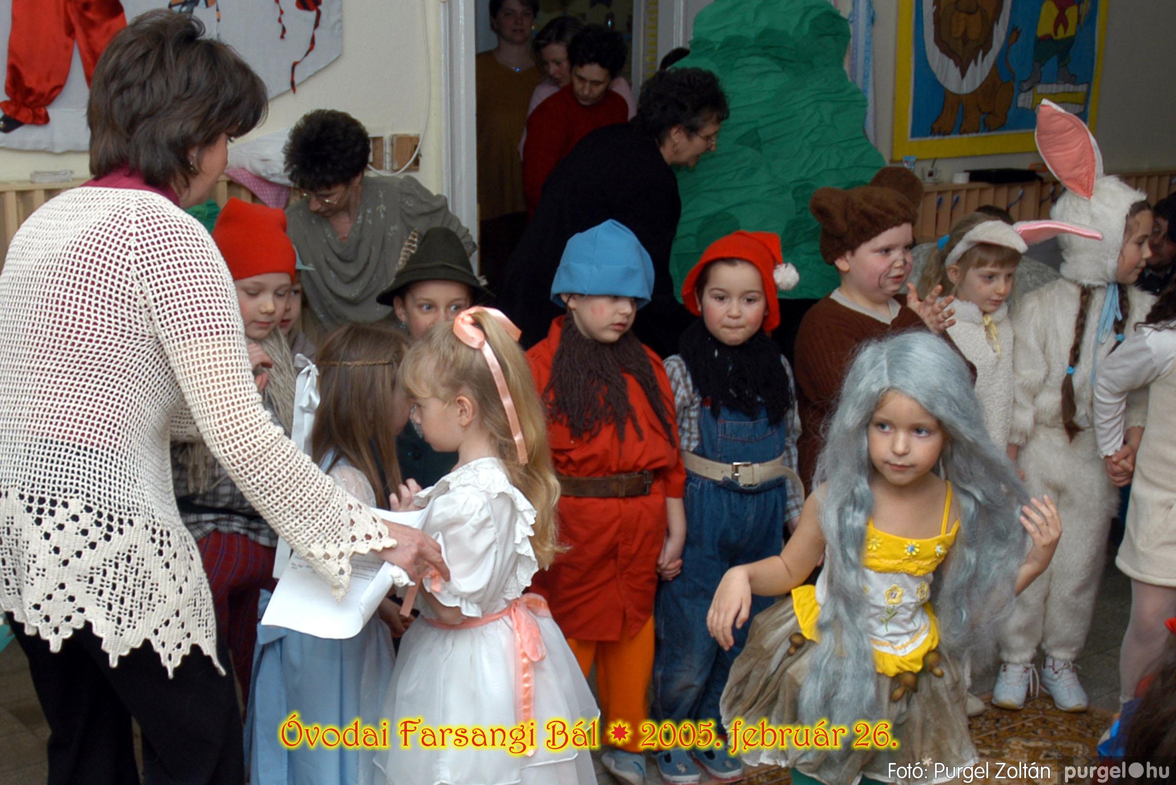 2005.02.26. 113 Kurca-parti Óvoda farsang 2005. Menő-Manó csoport - Fotó:PURGEL ZOLTÁN© 066.jpg