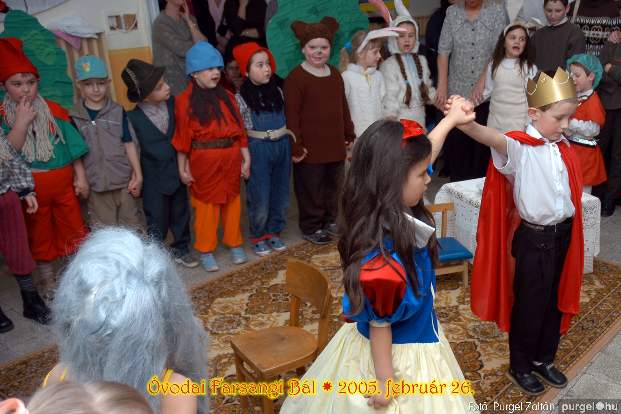 2005.02.26. 112 Kurca-parti Óvoda farsang 2005. Menő-Manó csoport - Fotó:PURGEL ZOLTÁN© 065.jpg