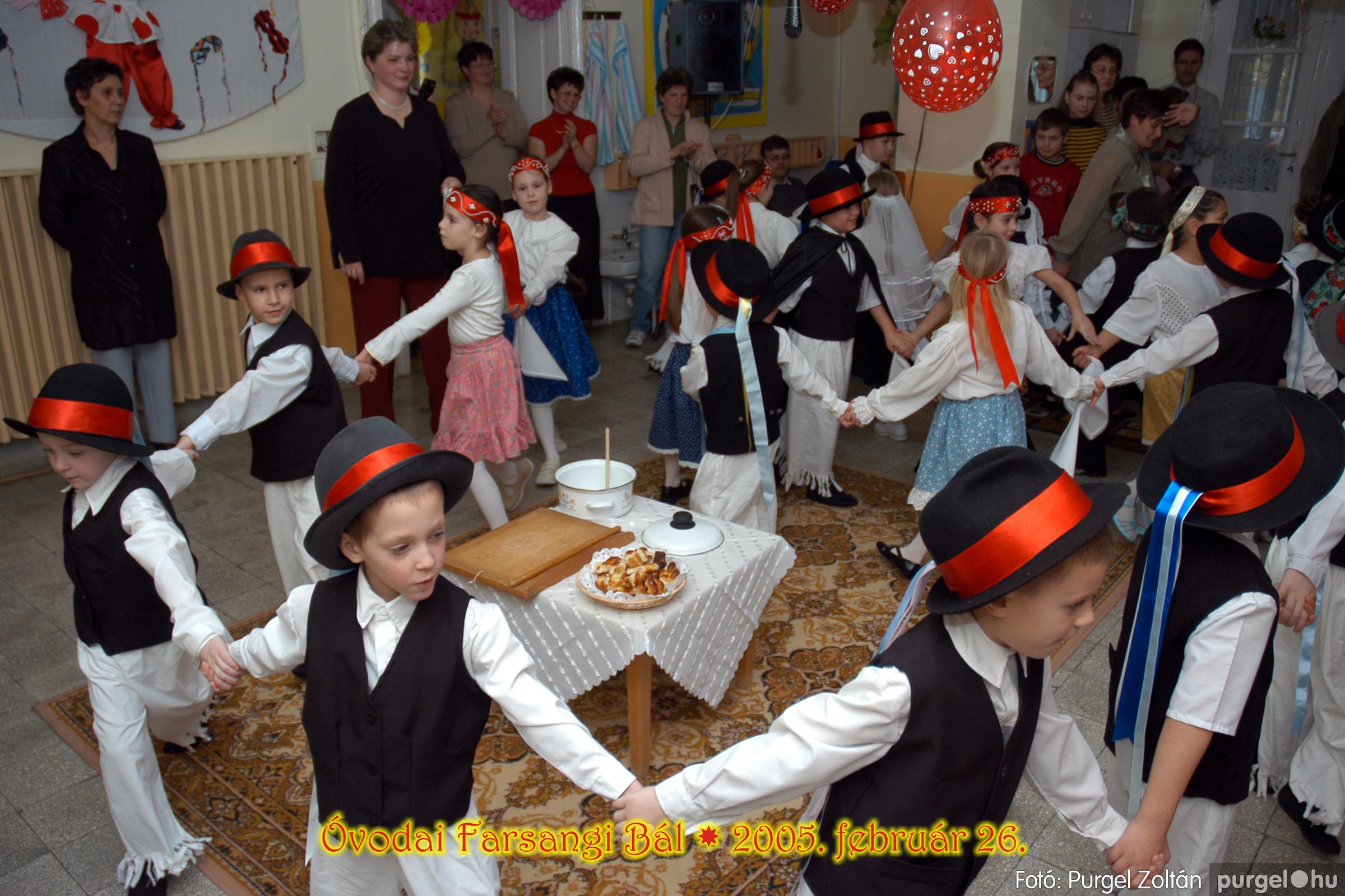 2005.02.26. 094 Kurca-parti Óvoda farsang 2005. Ficánka csoport - Fotó:PURGEL ZOLTÁN© 047.jpg
