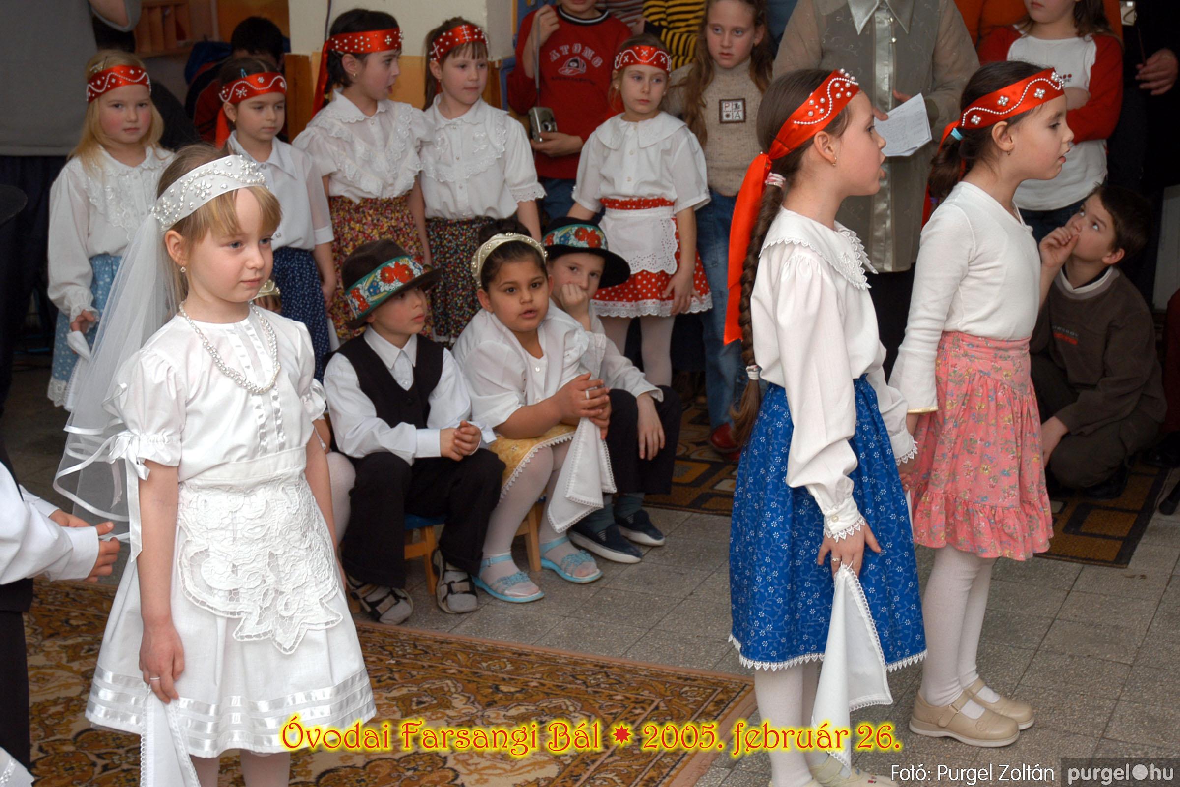 2005.02.26. 091 Kurca-parti Óvoda farsang 2005. Ficánka csoport - Fotó:PURGEL ZOLTÁN© 044.jpg