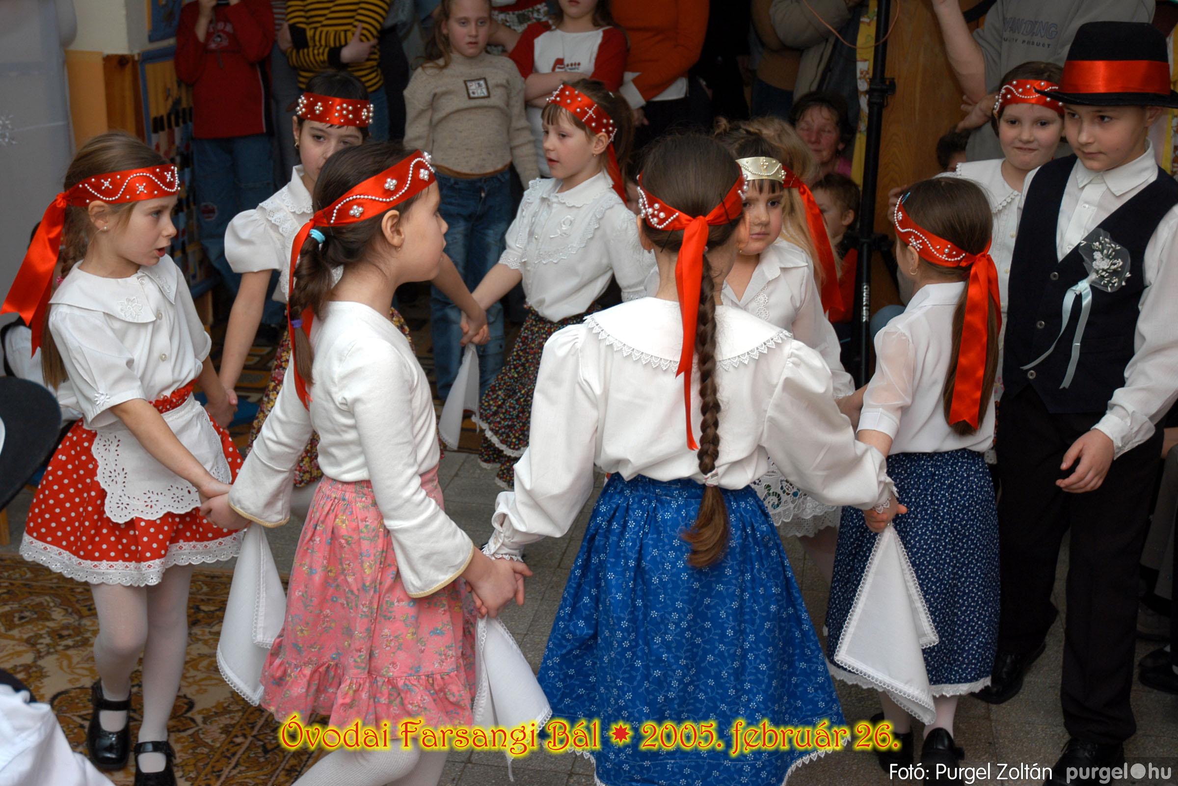 2005.02.26. 088 Kurca-parti Óvoda farsang 2005. Ficánka csoport - Fotó:PURGEL ZOLTÁN© 041.jpg