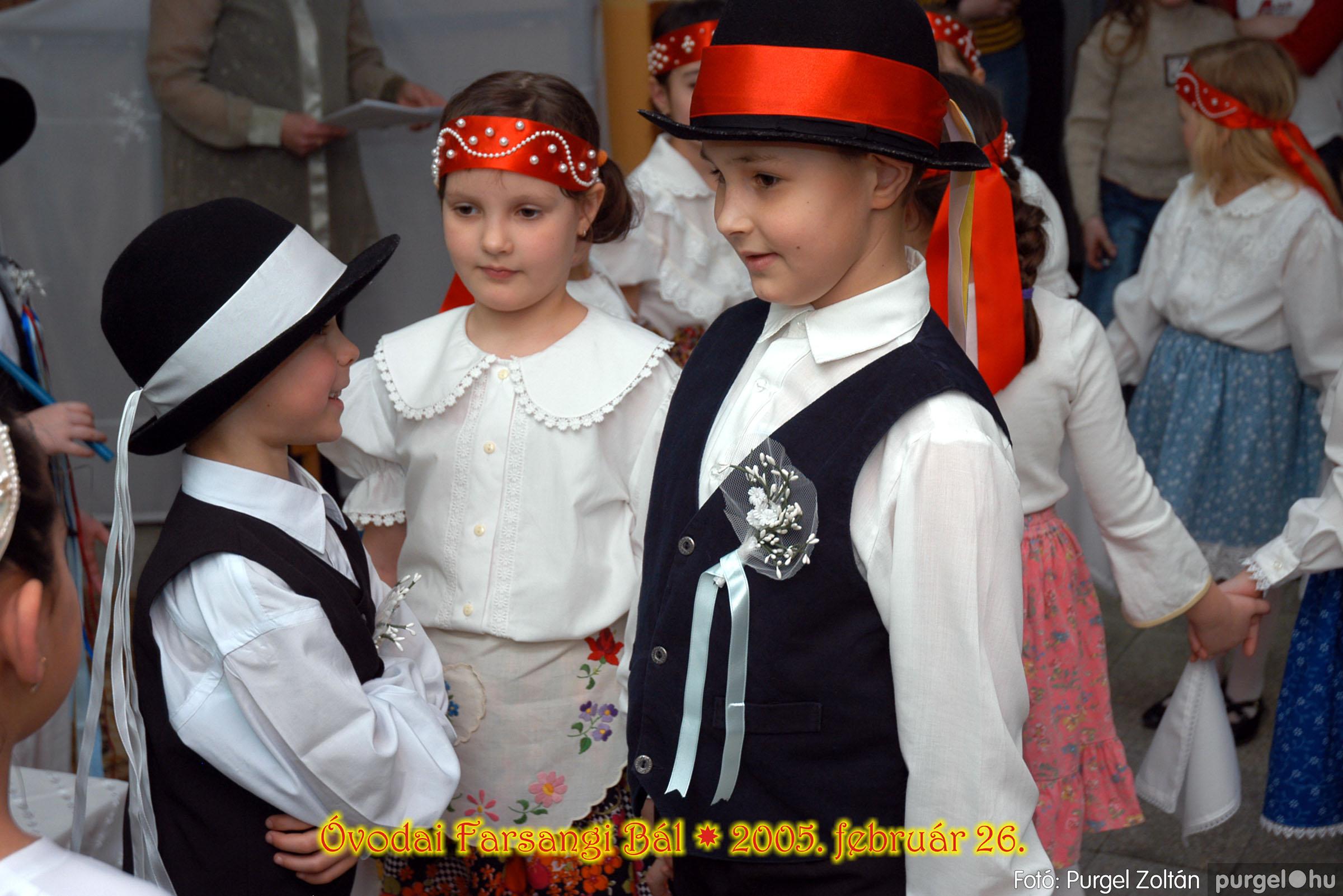 2005.02.26. 087 Kurca-parti Óvoda farsang 2005. Ficánka csoport - Fotó:PURGEL ZOLTÁN© 040.jpg