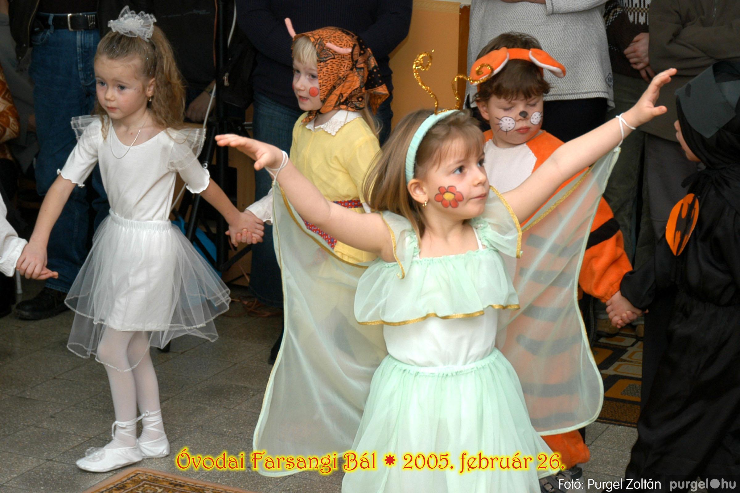 2005.02.26. 058 Kurca-parti Óvoda farsang 2005. Eszterlánc csoport - Fotó:PURGEL ZOLTÁN© 01.jpg