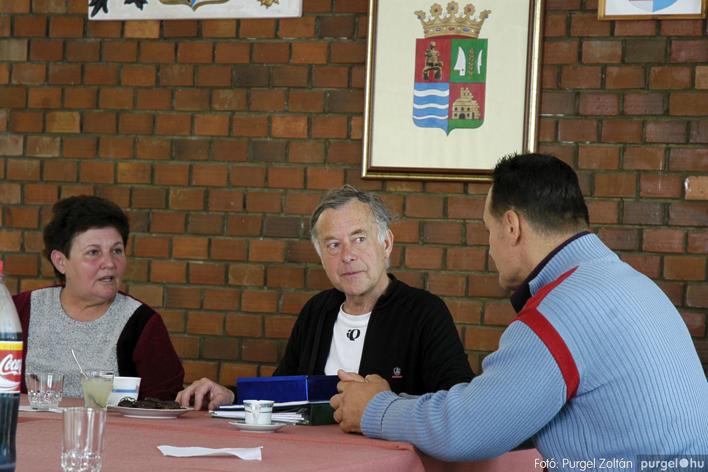 2005.04.24. 009 Dr. Albert Royaards Szegváron - Fotó:PURGEL ZOLTÁN© DSC_0010q.jpg