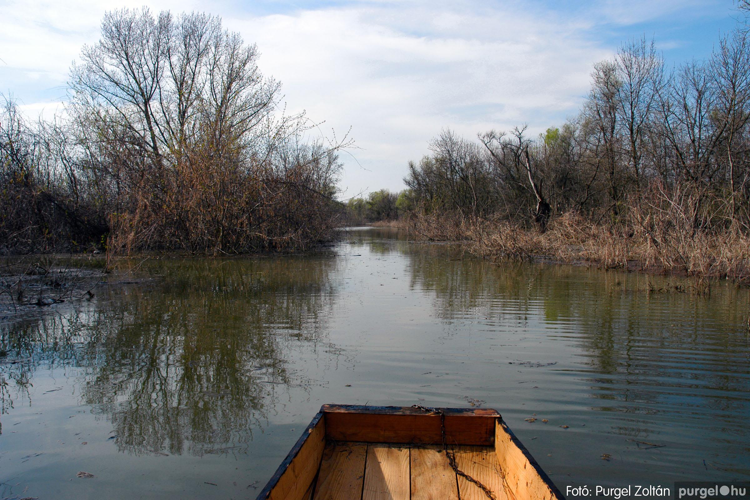 2005.04.08. 003 Csónakázás a Tisza árterében - Fotó:PURGEL ZOLTÁN© DSC_0033q.jpg