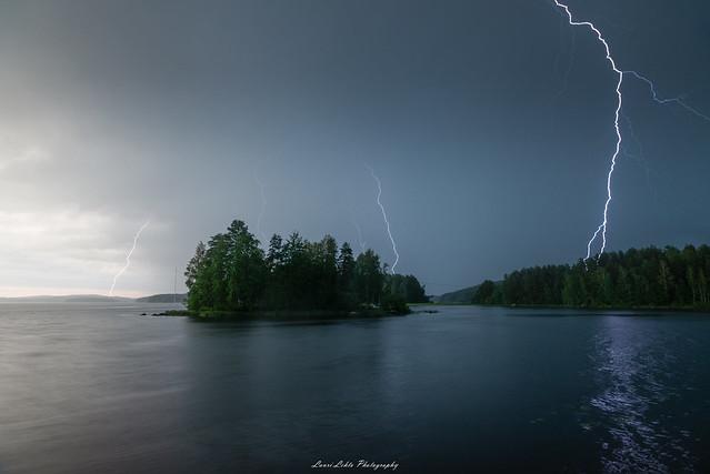 Storm Ahead!